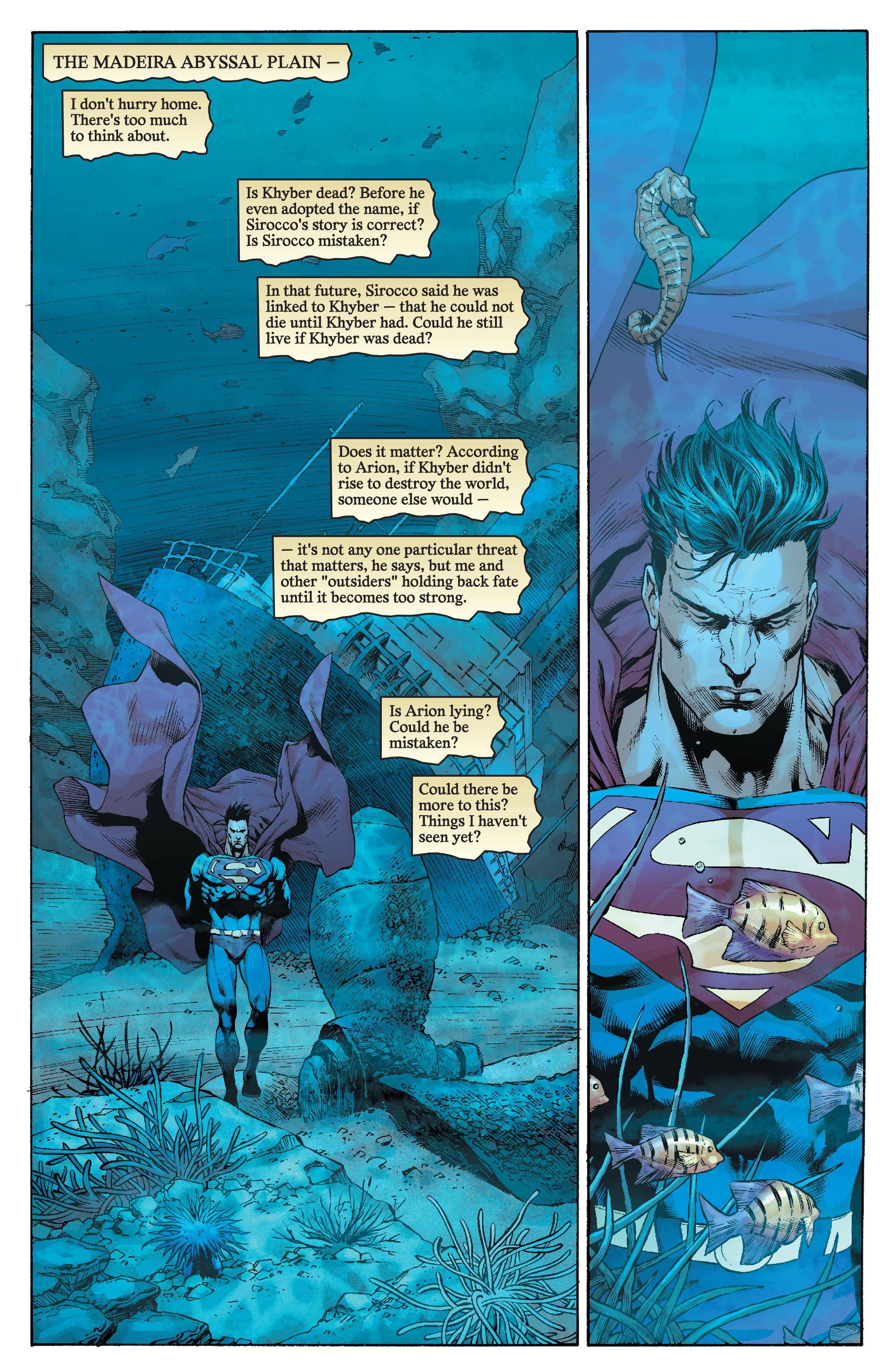 Superman Camelot Falls review