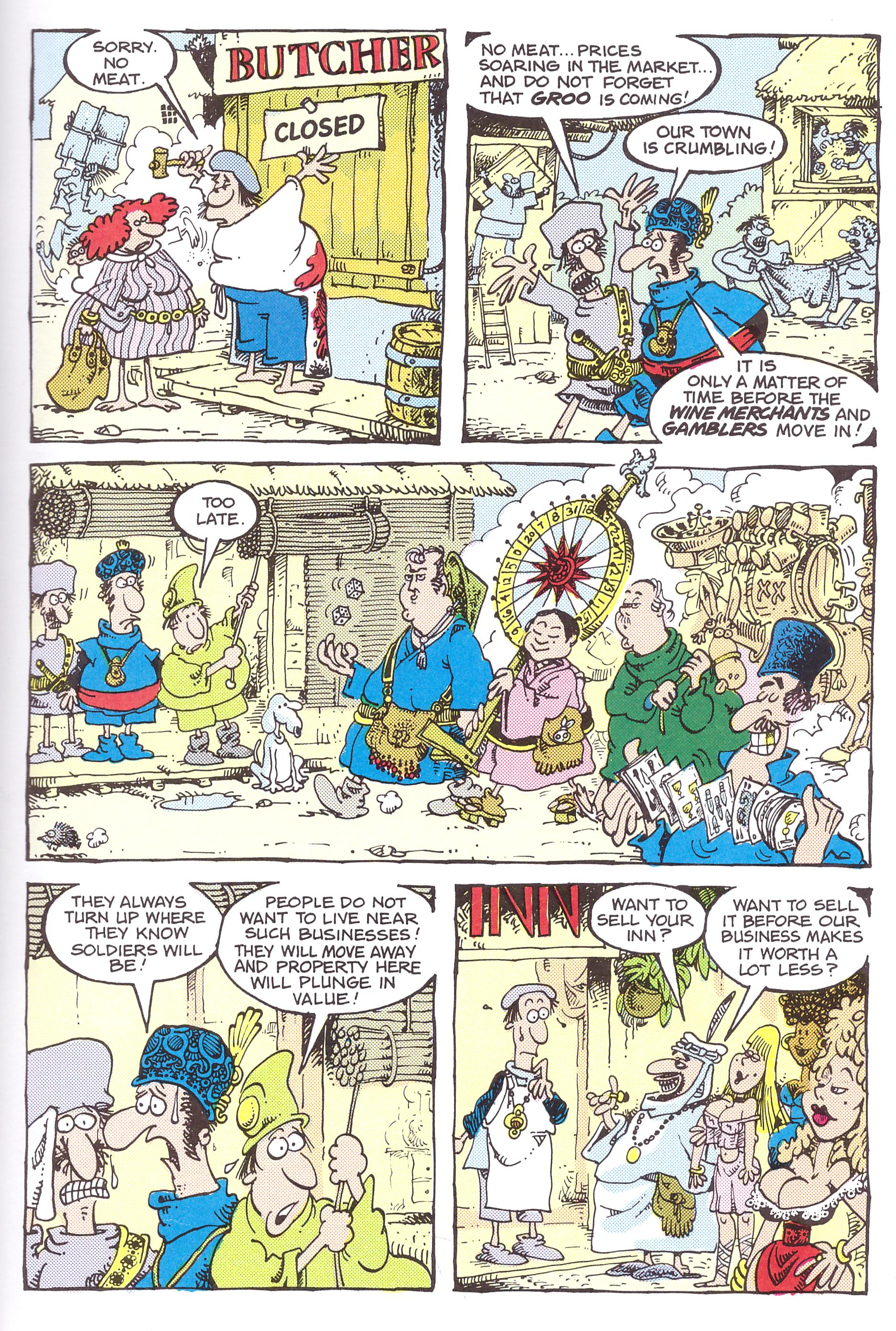 The Groo Jamboree review