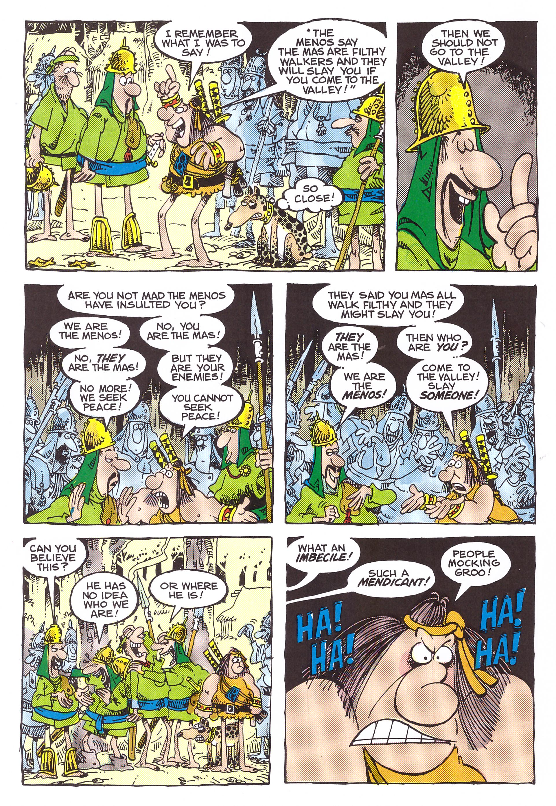 The Groo Maiden review