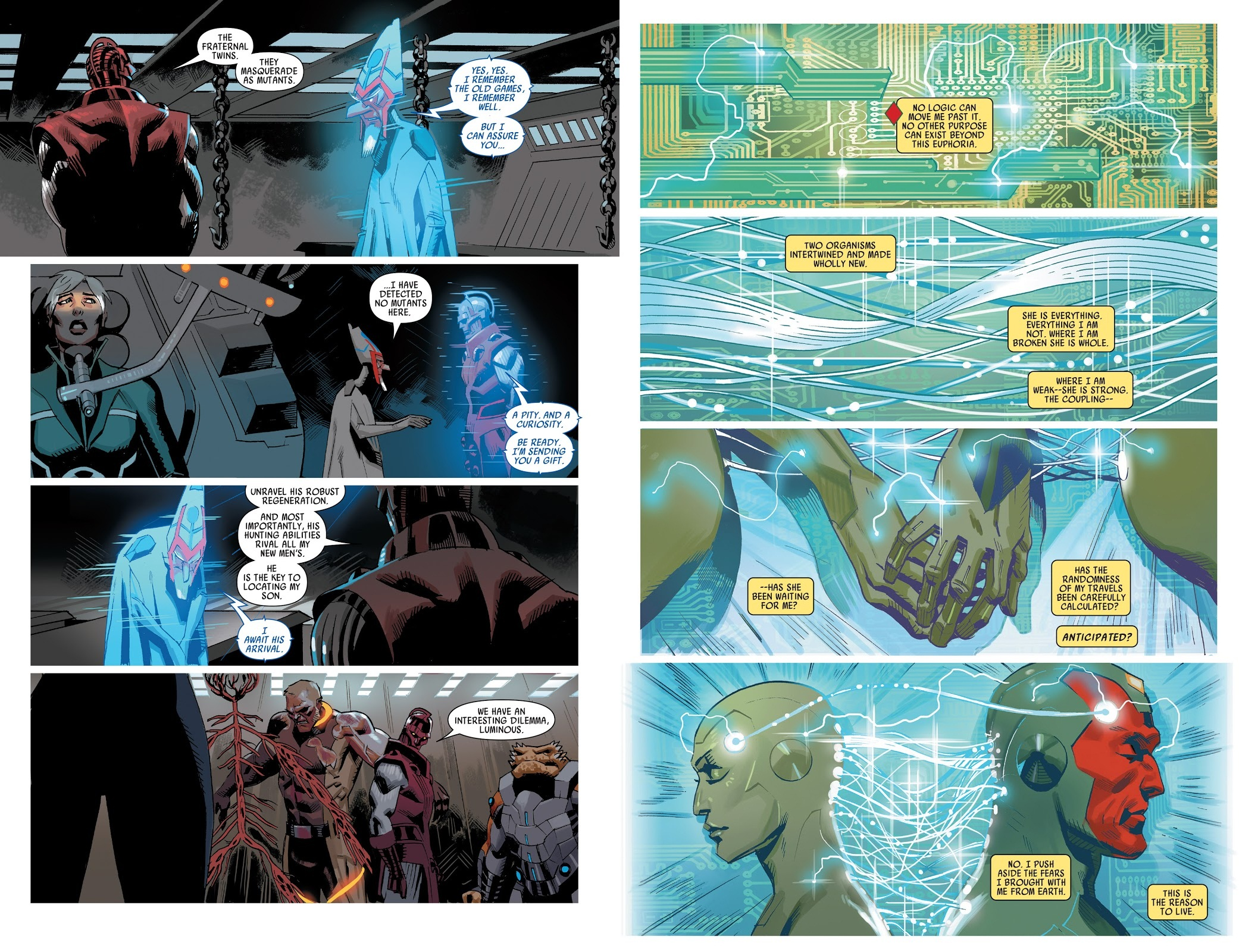Uncanny Avengers Counter Evolutionary review