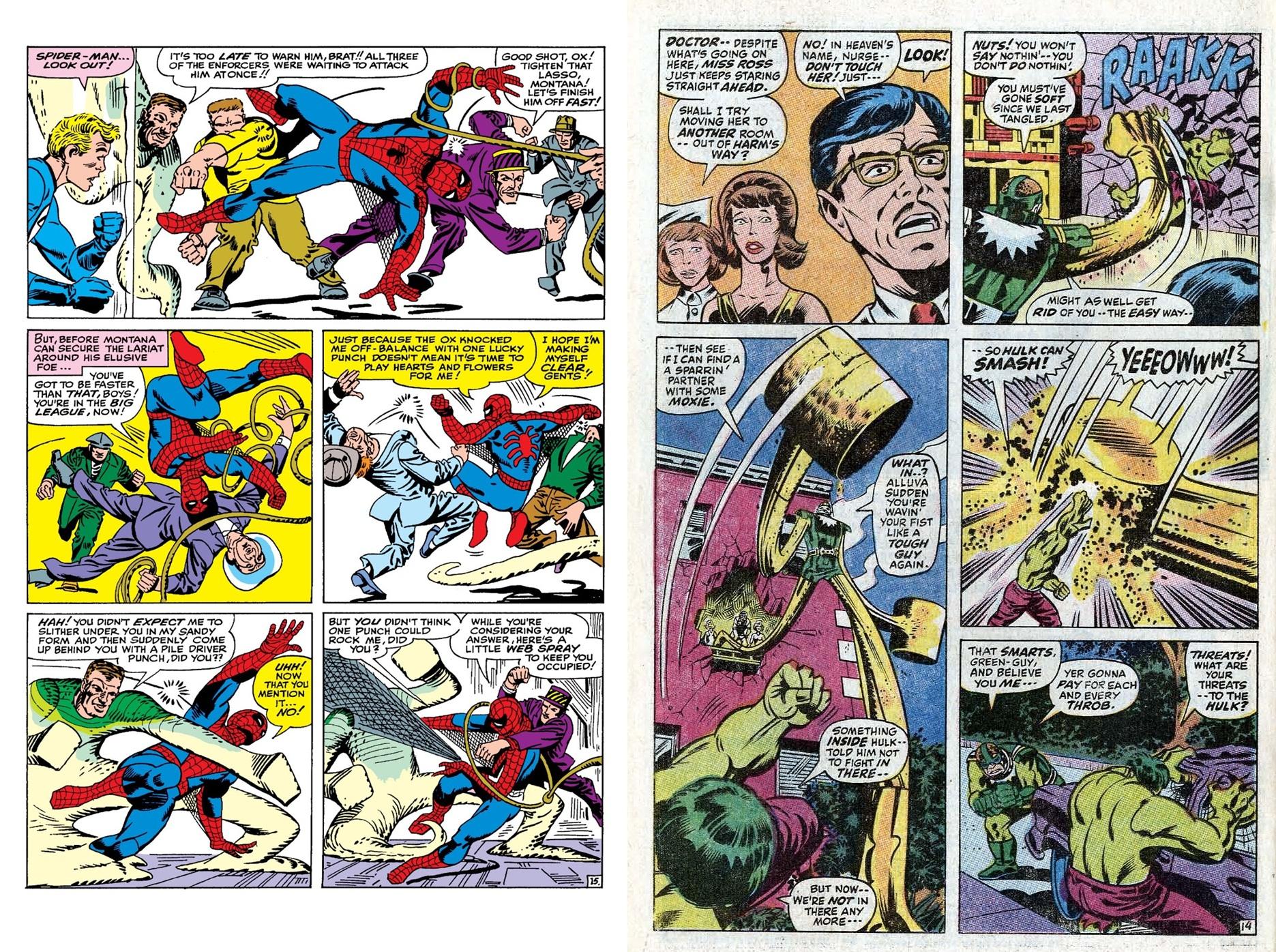 Spider-Man Saga of the Sandman review