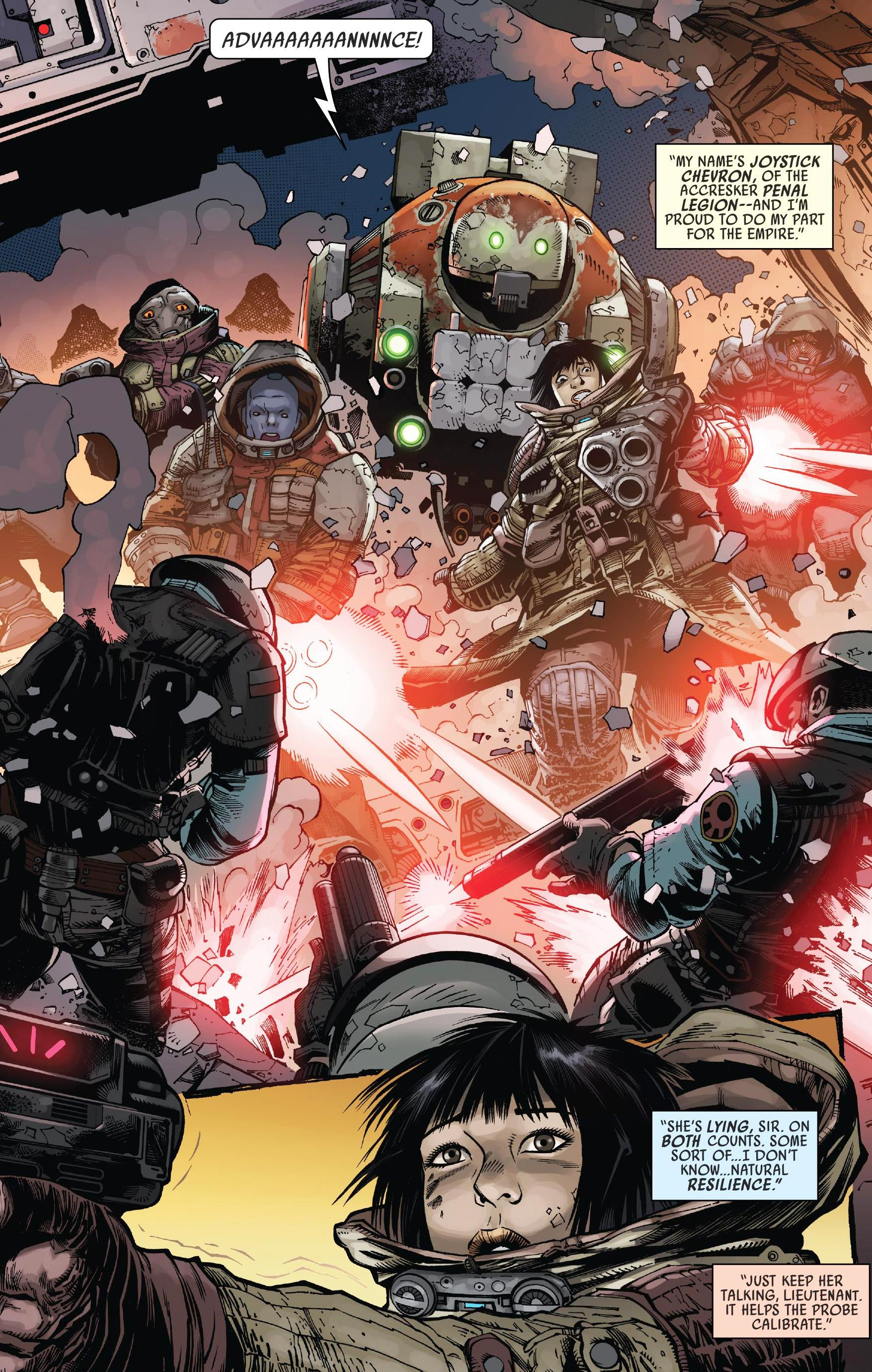 Star Wars Doctor Aphra The Catastrophe Con review