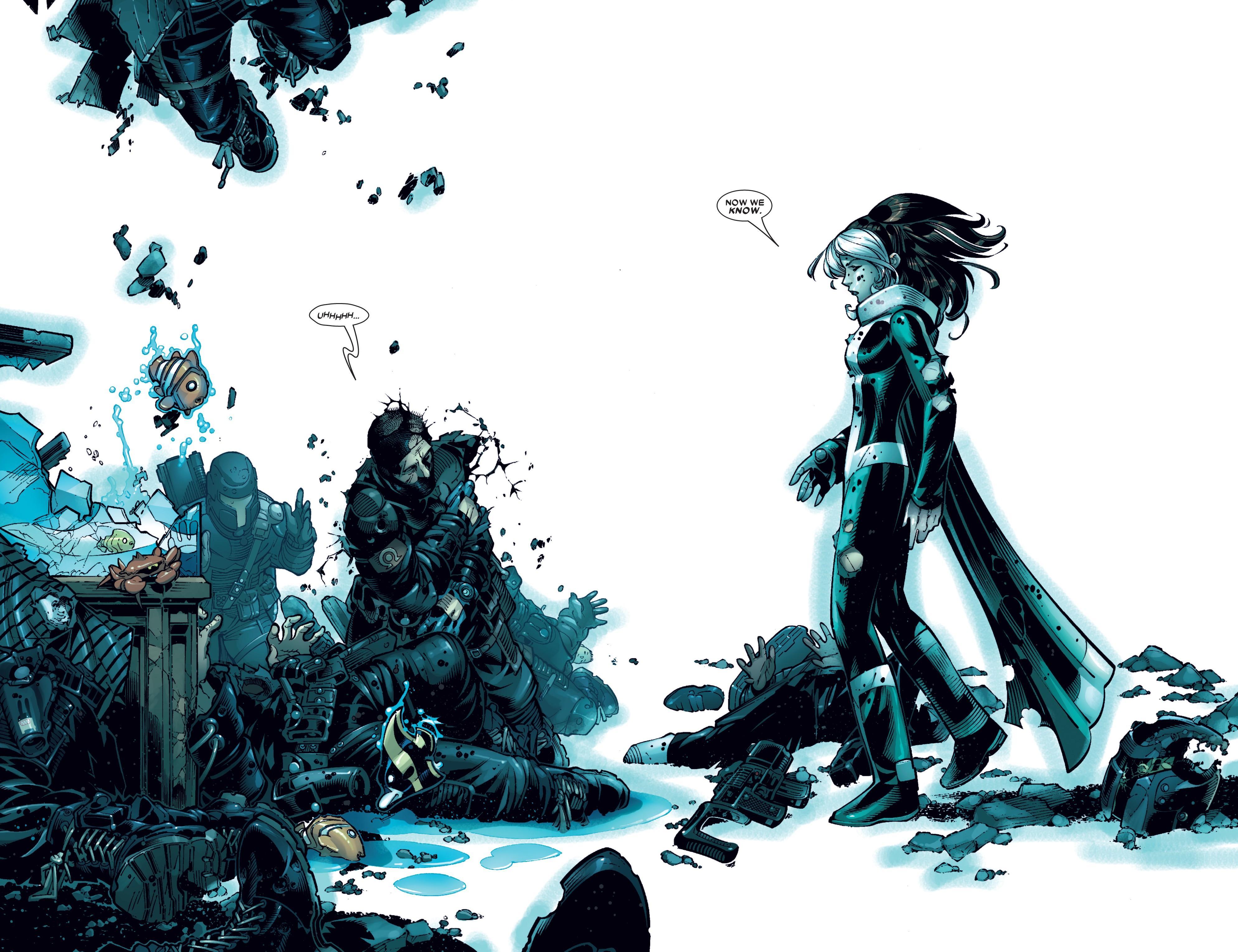 X-Men Supernovas review