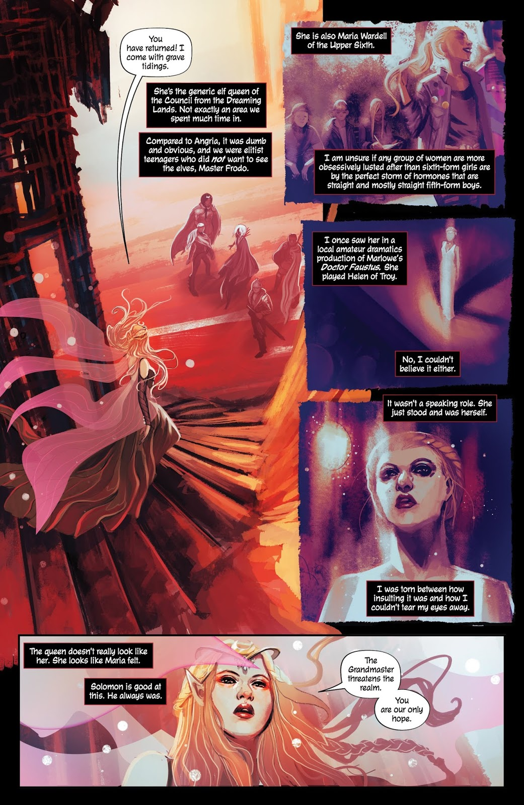 Die Fantasy Heartbreaker review