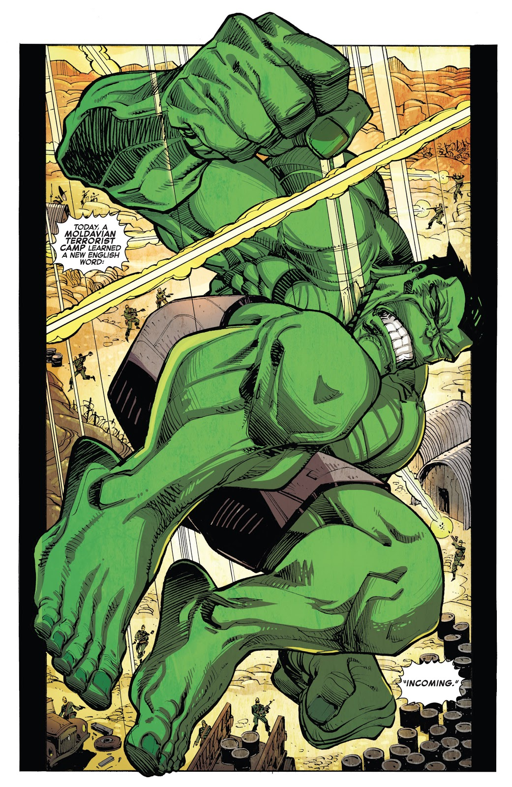 Indestructible Hulk 2 Gods and Monster review