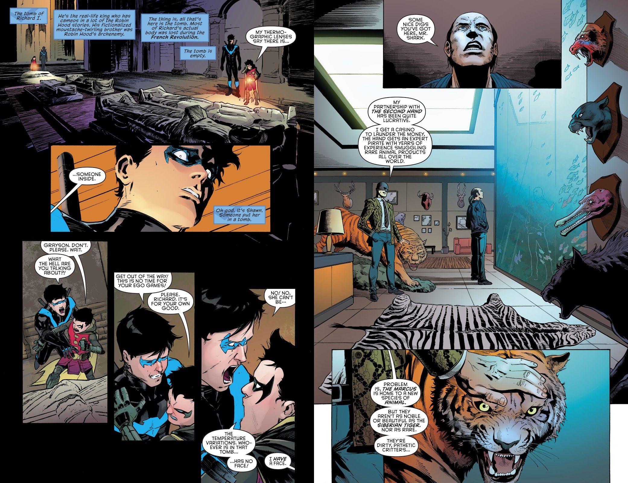 Nightwing Rebirth The Deluxe Edition Book Two review