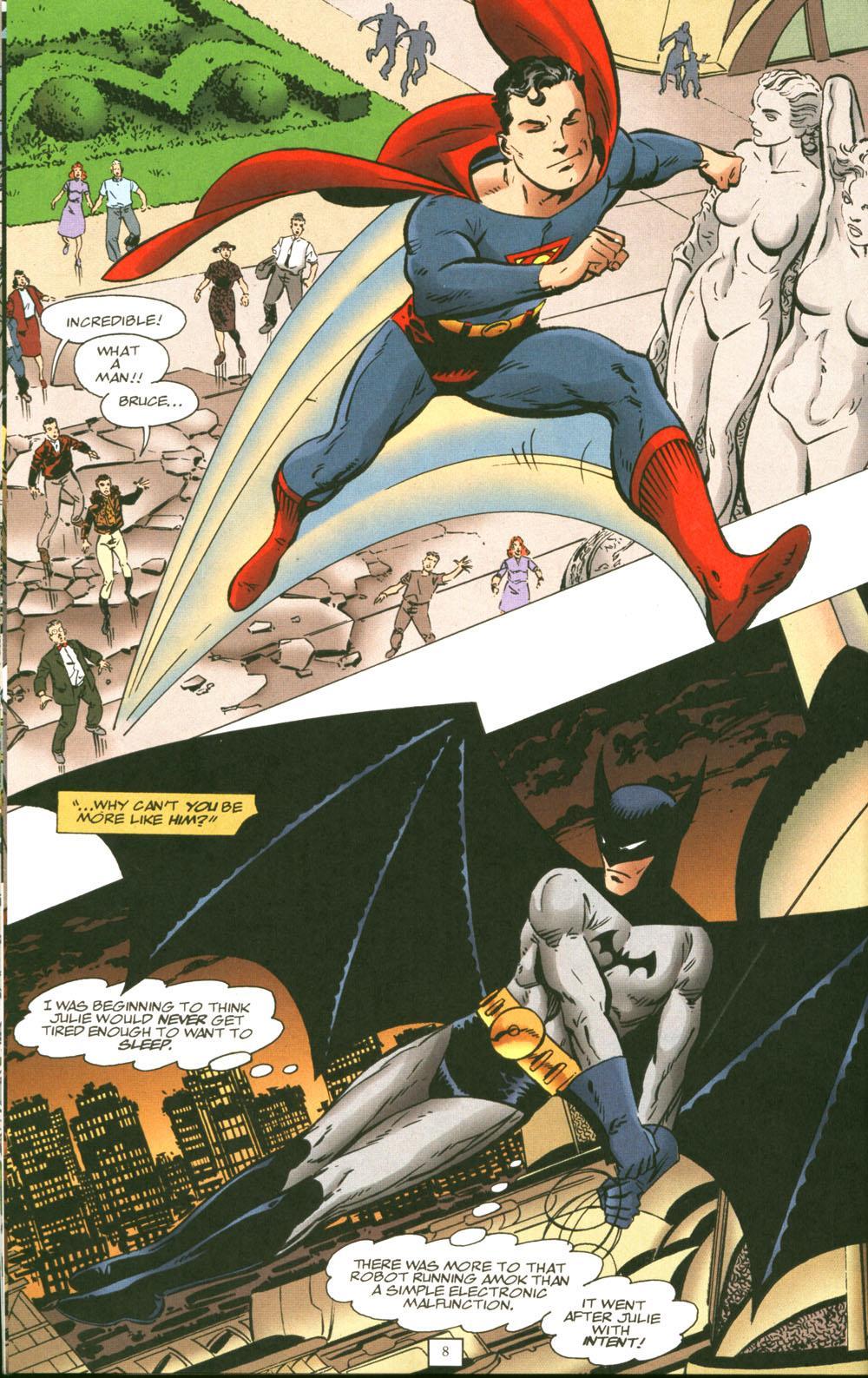 Superman & Batman Generations review