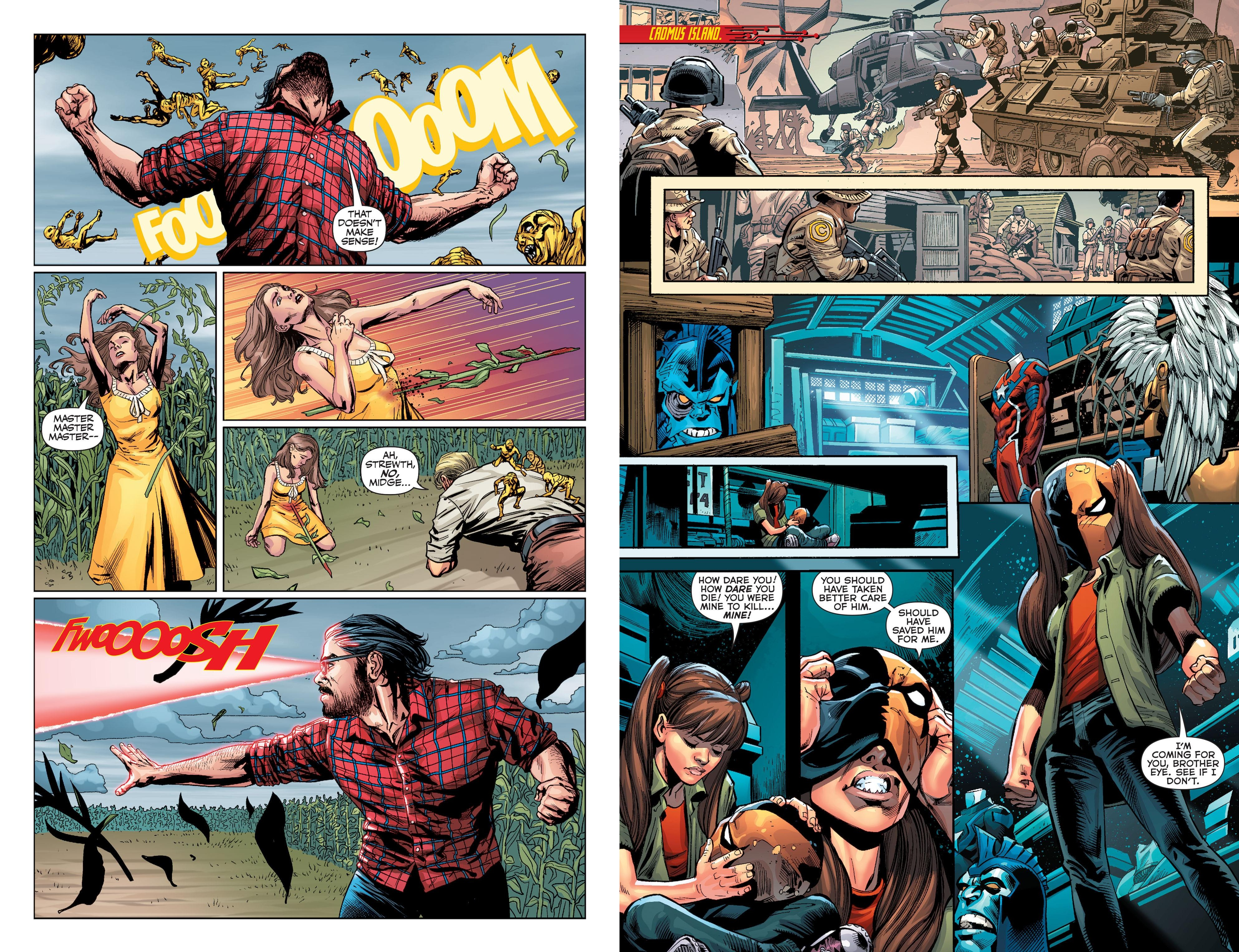 The New 52 Futures End V3 review