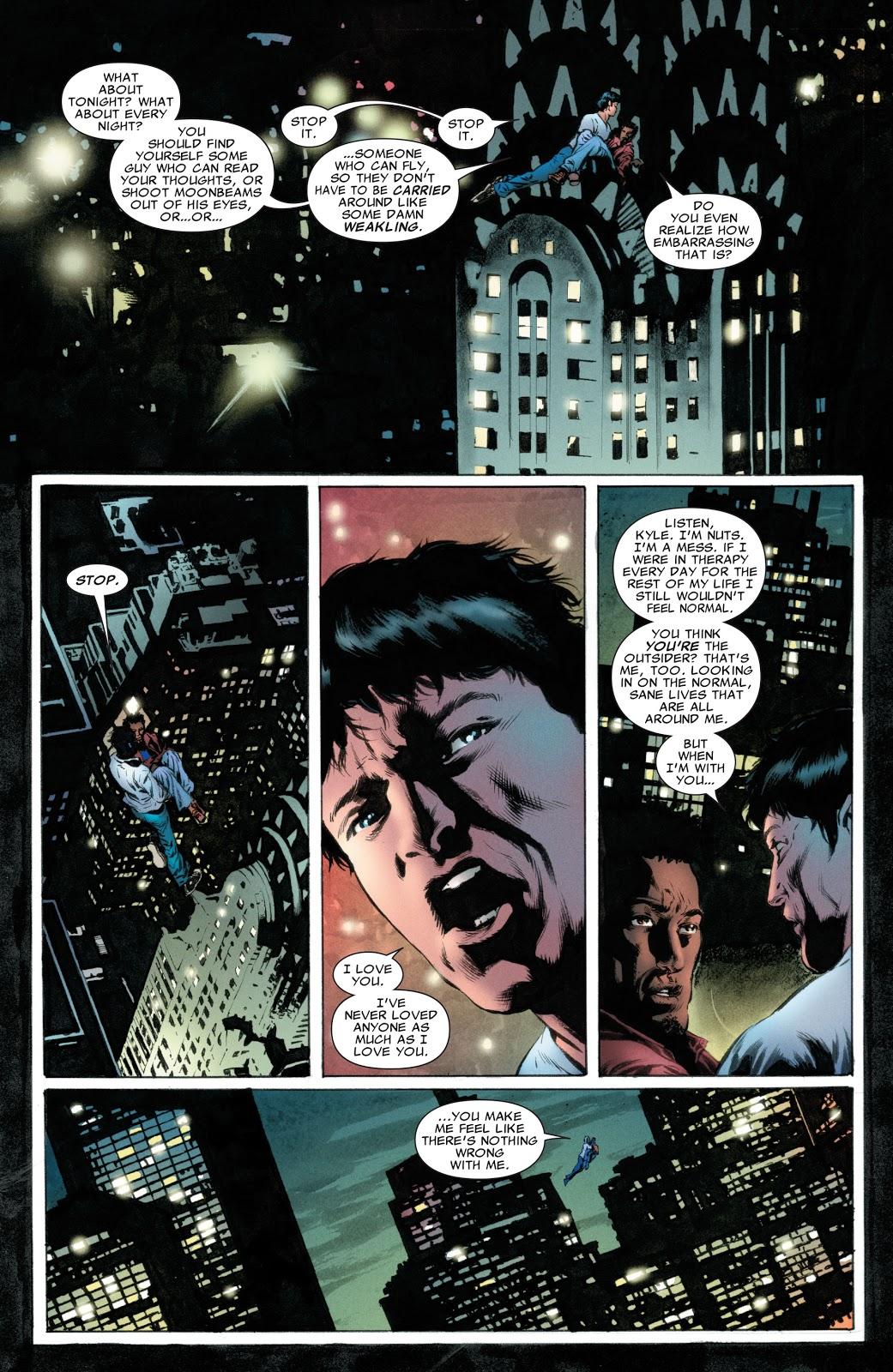 Astonishing X-Men Northstar review