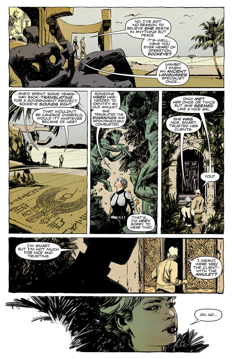 The Death-Defying Doctor Mirage Deluxe Edition review