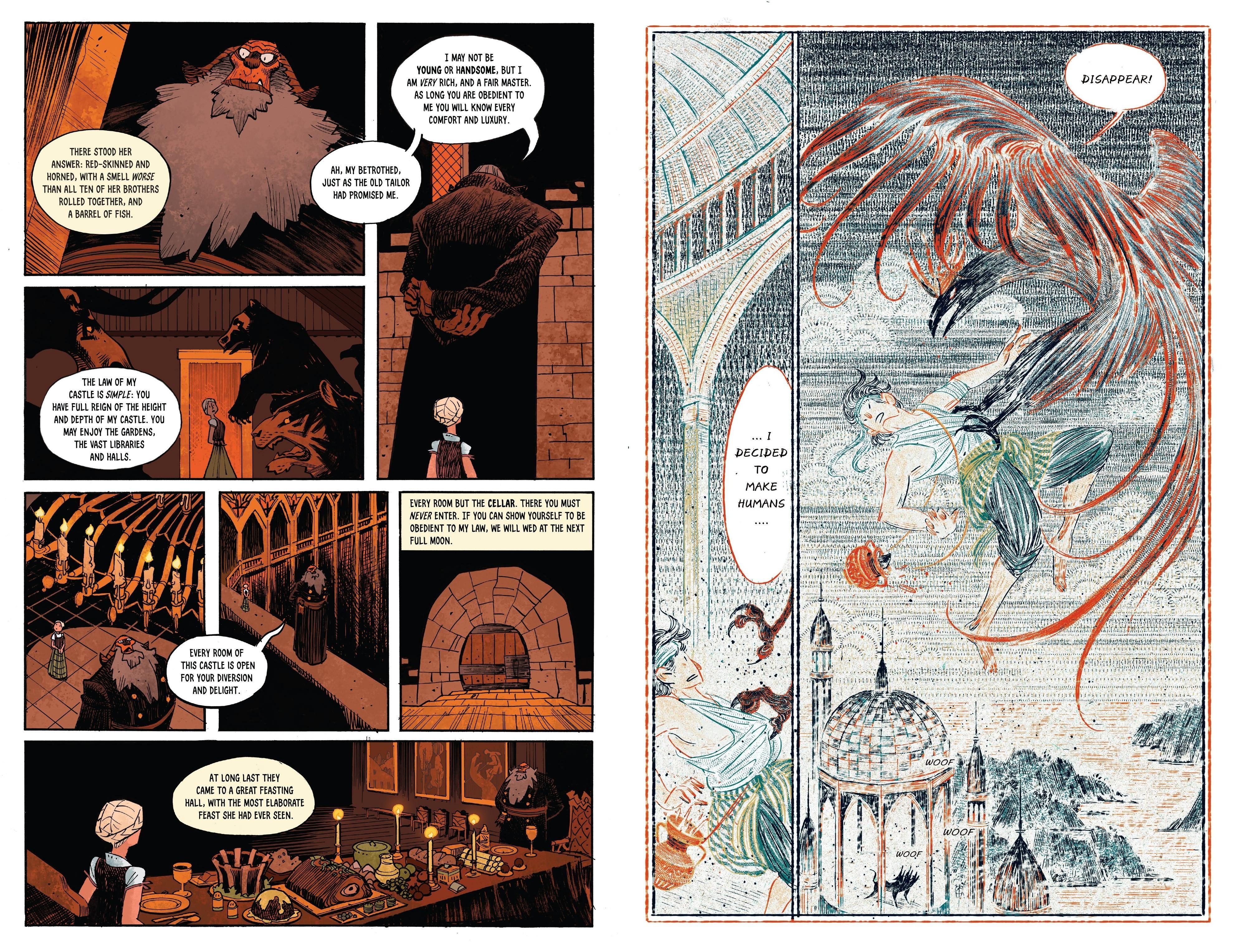 Jim Henson's The Storyteller Giants review
