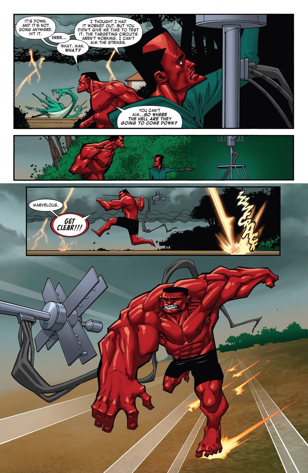 Thunderbolts Infinity review