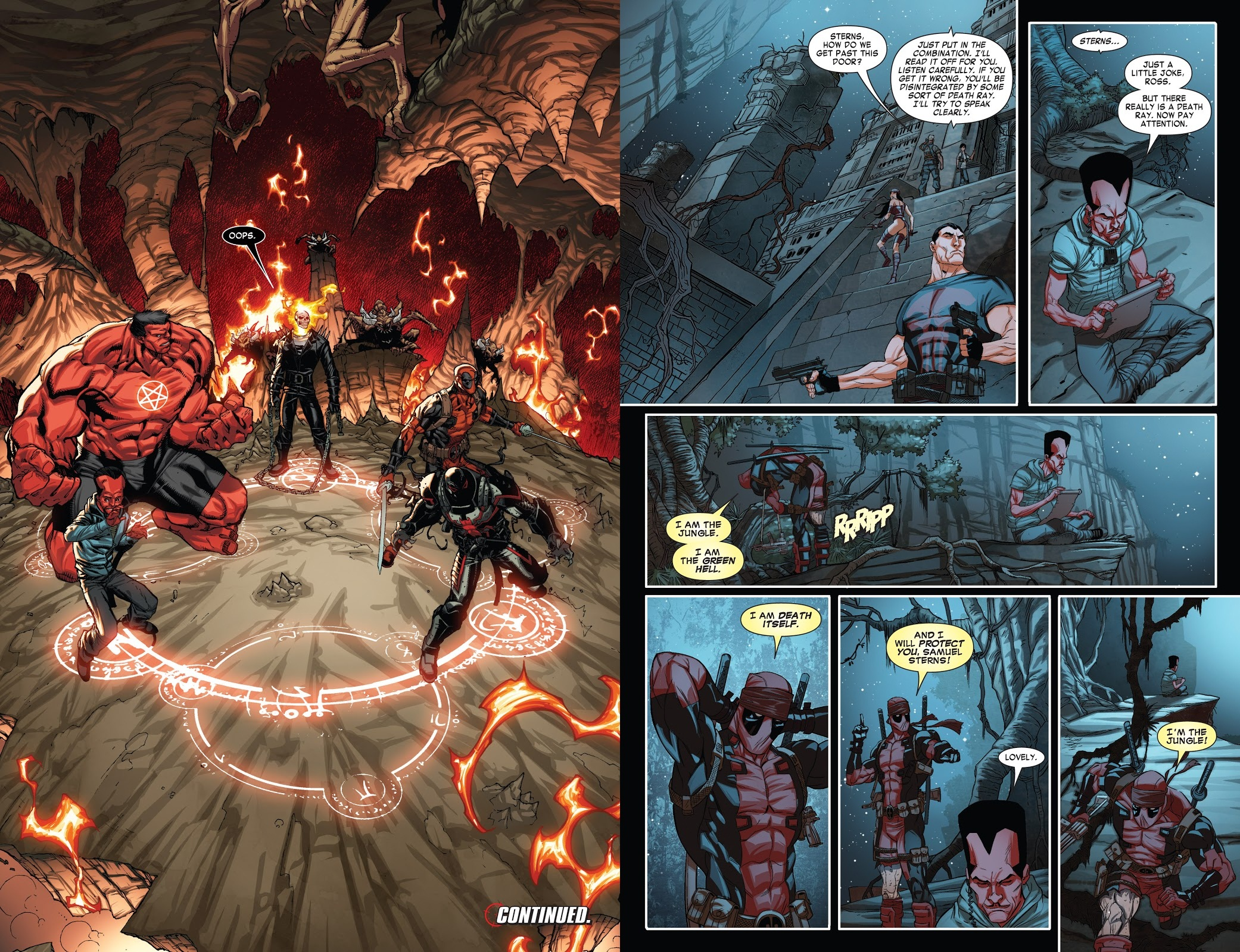 Thunderbolts No Mercy review