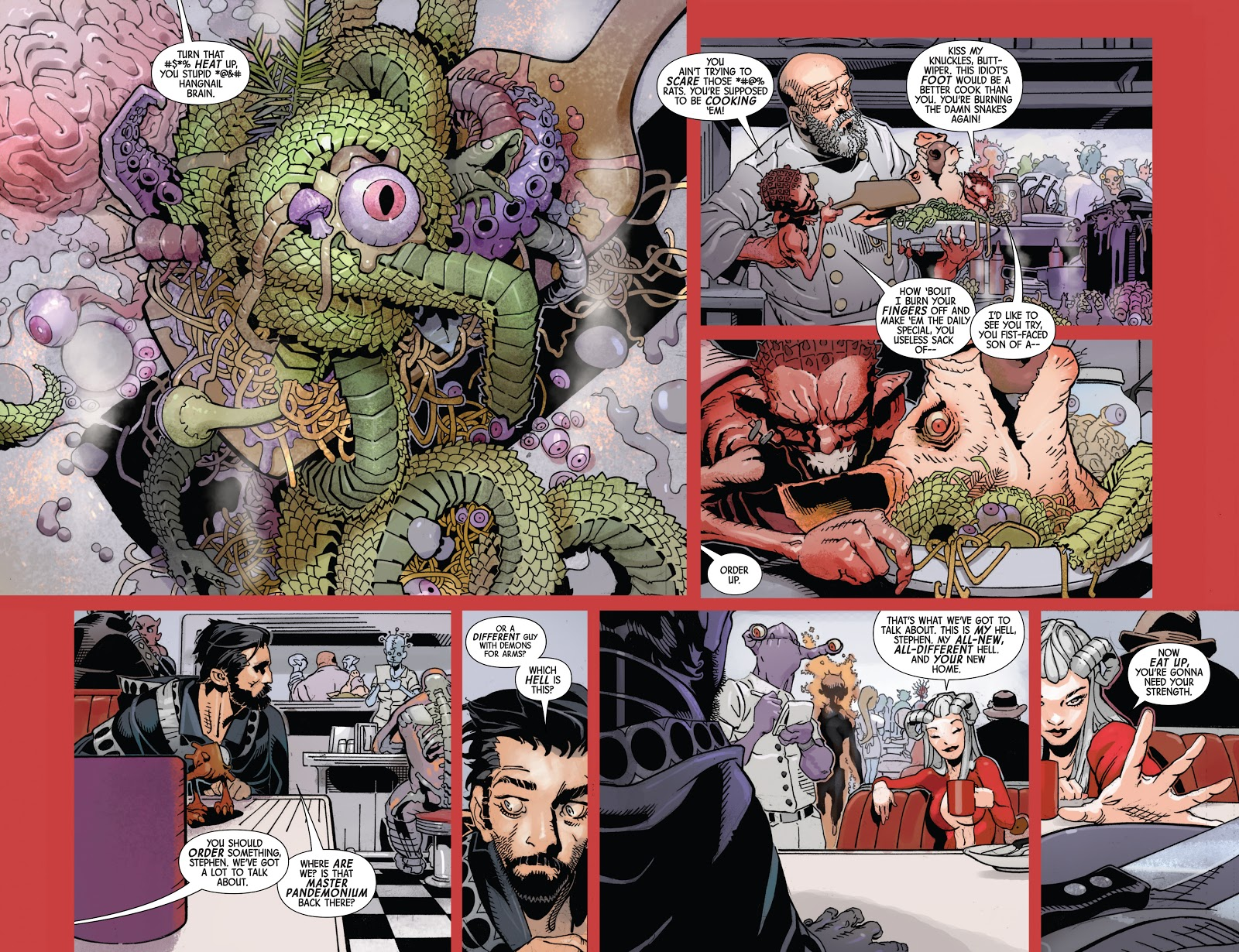 Doctor Strange by Jason Aaron V2 review