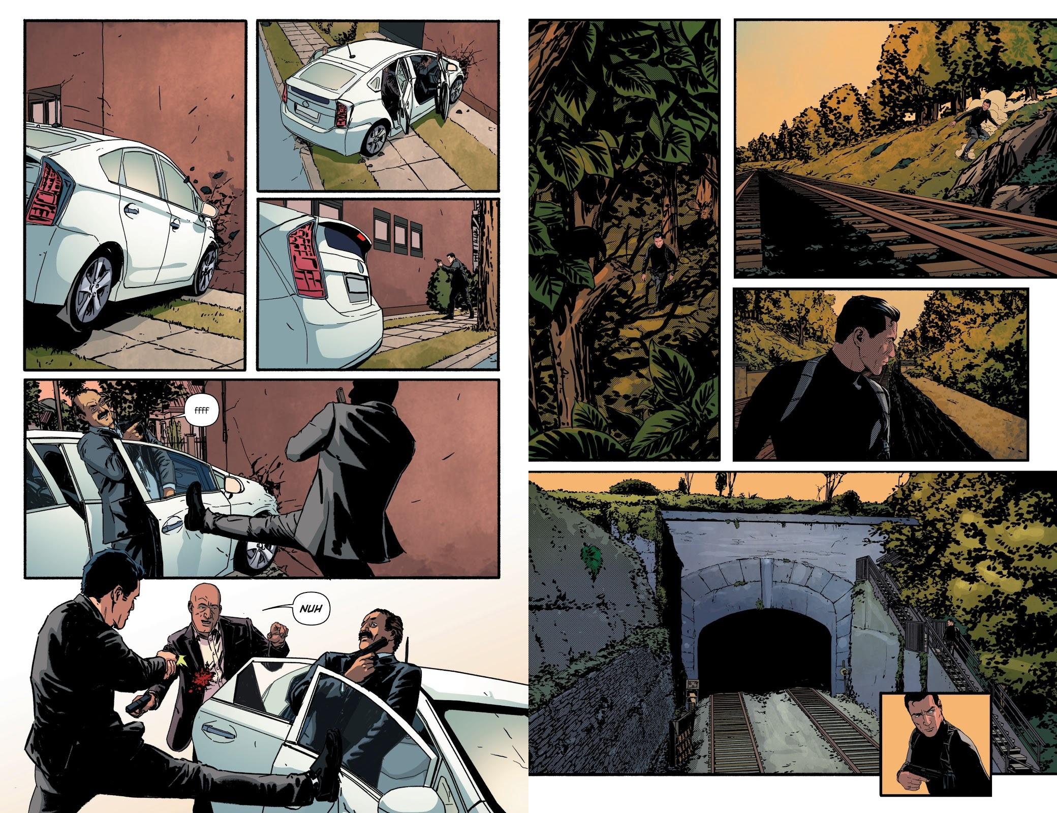James Bond Eidolon review