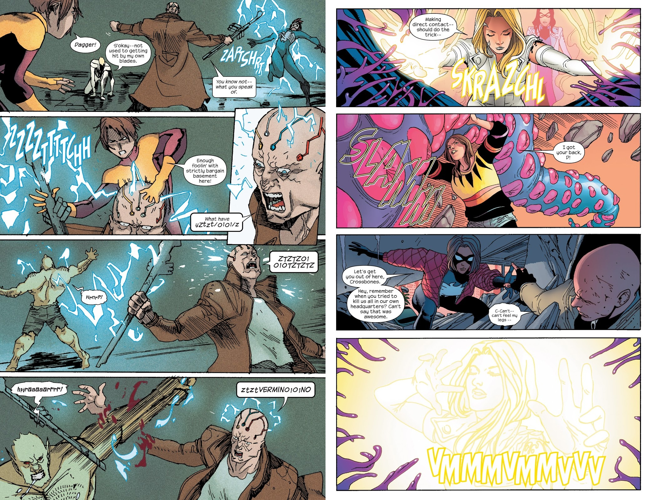 All New Ultimates No Gods No Masters review