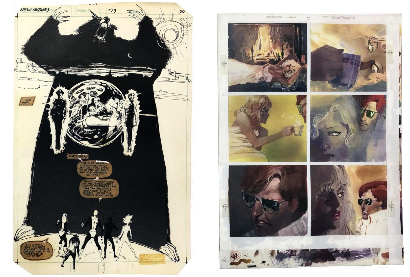 IDW Artifact Edition Hardcover NEW BILL SIENKIEWICZ MUTANTS AND MOON KNIGHT..