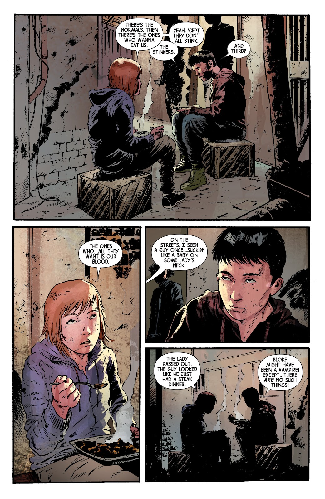 Empire of the Dead Act Three review
