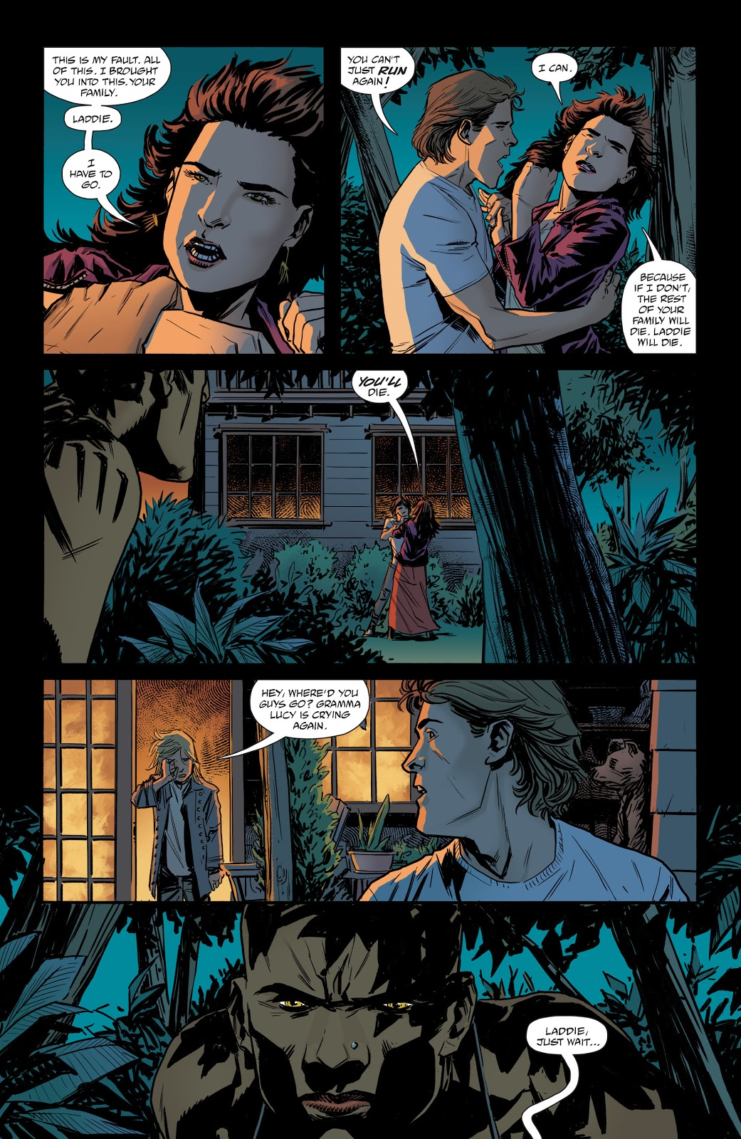 The Lost Boys graphic novel review