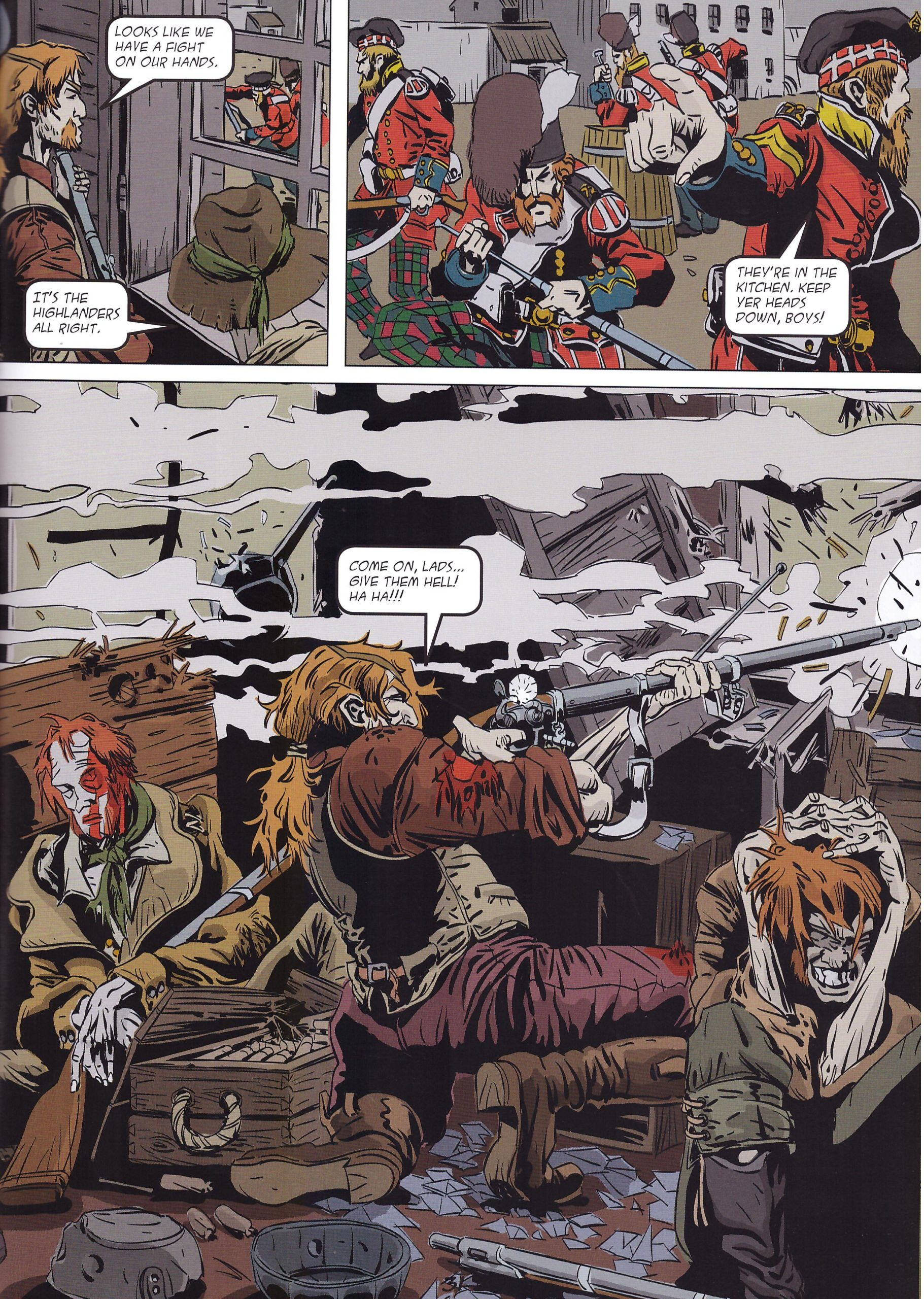 Black '47 graphic novel review
