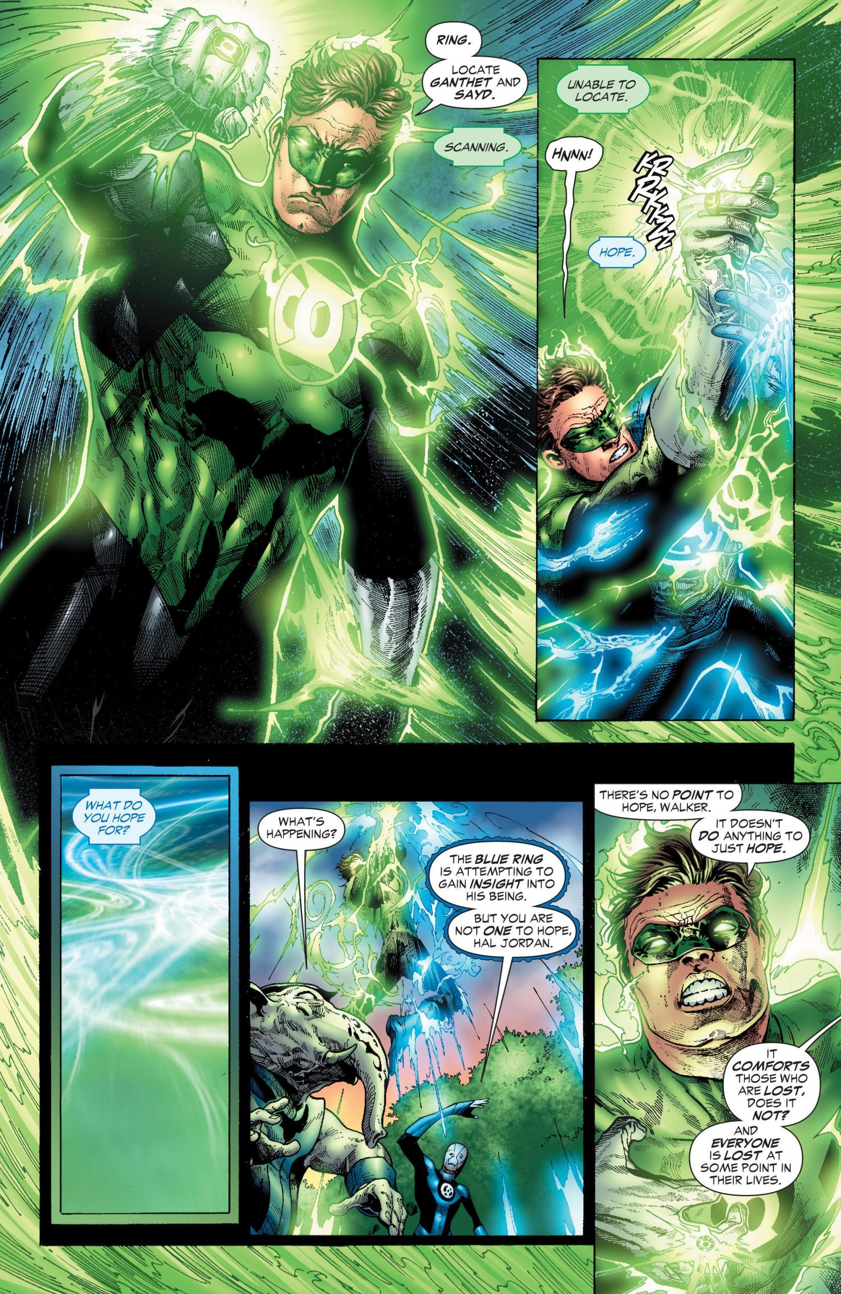 Green Lantern - Agent Orange review