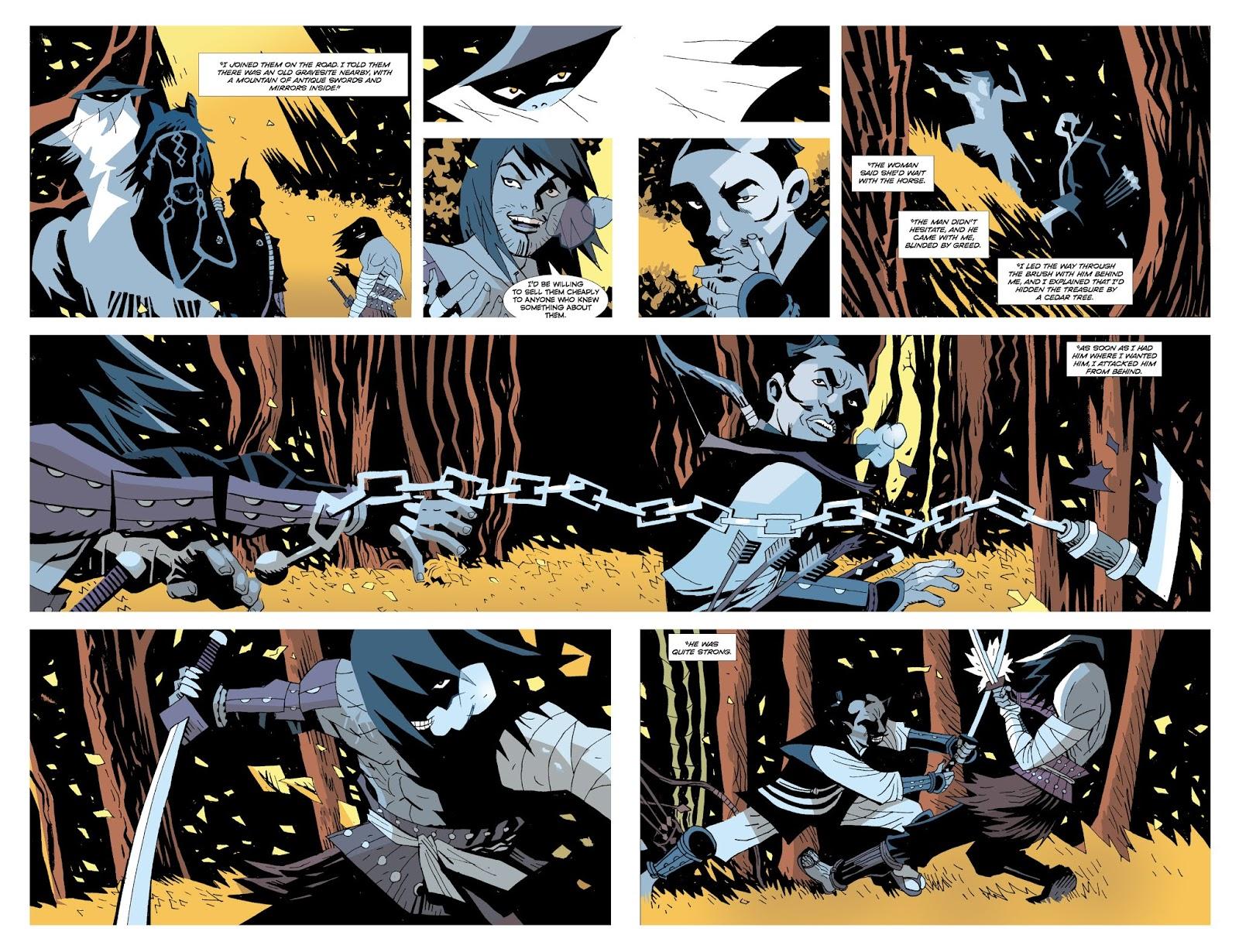 Rashomon graphic novel review