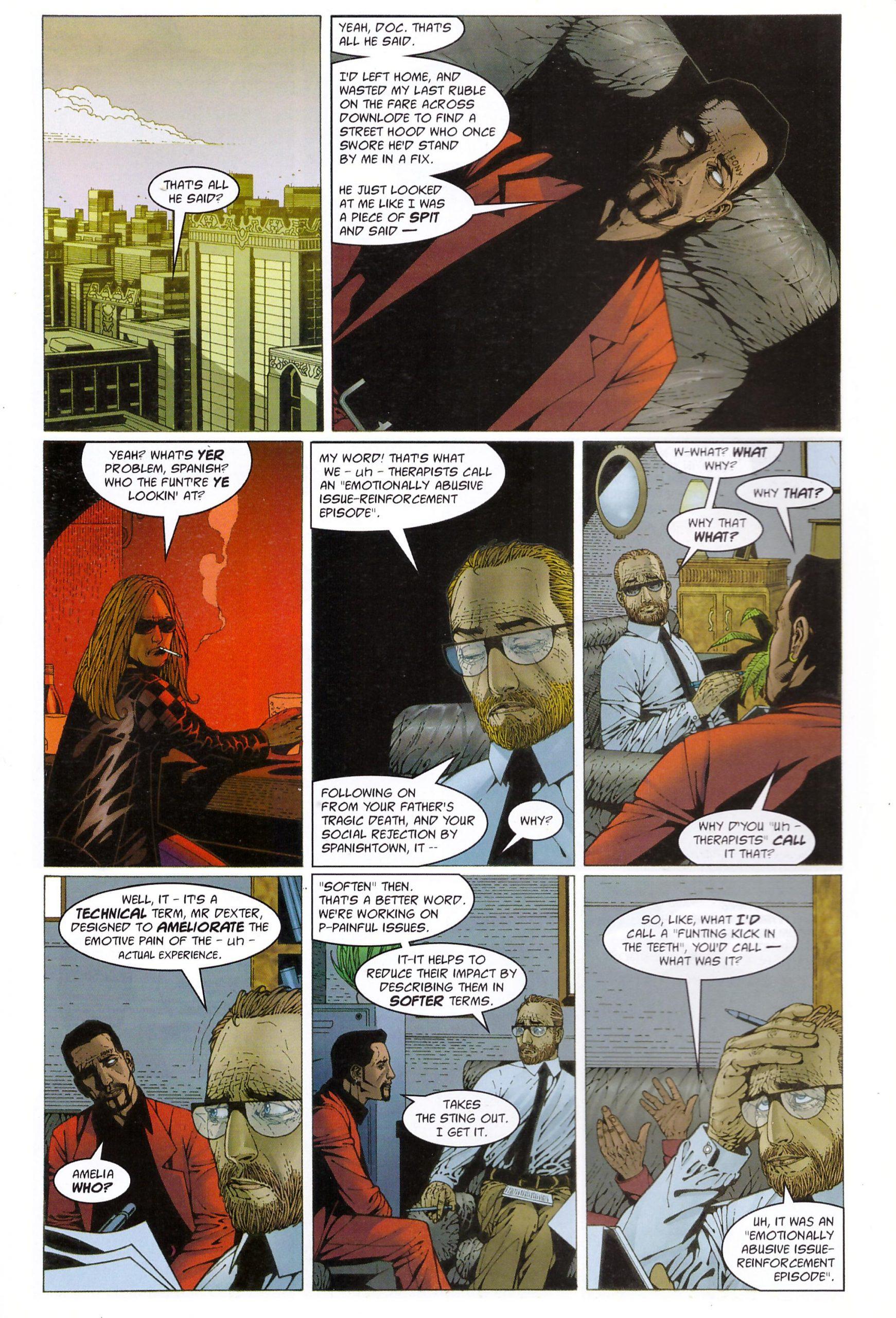 Sinister Dexter Money Shots review