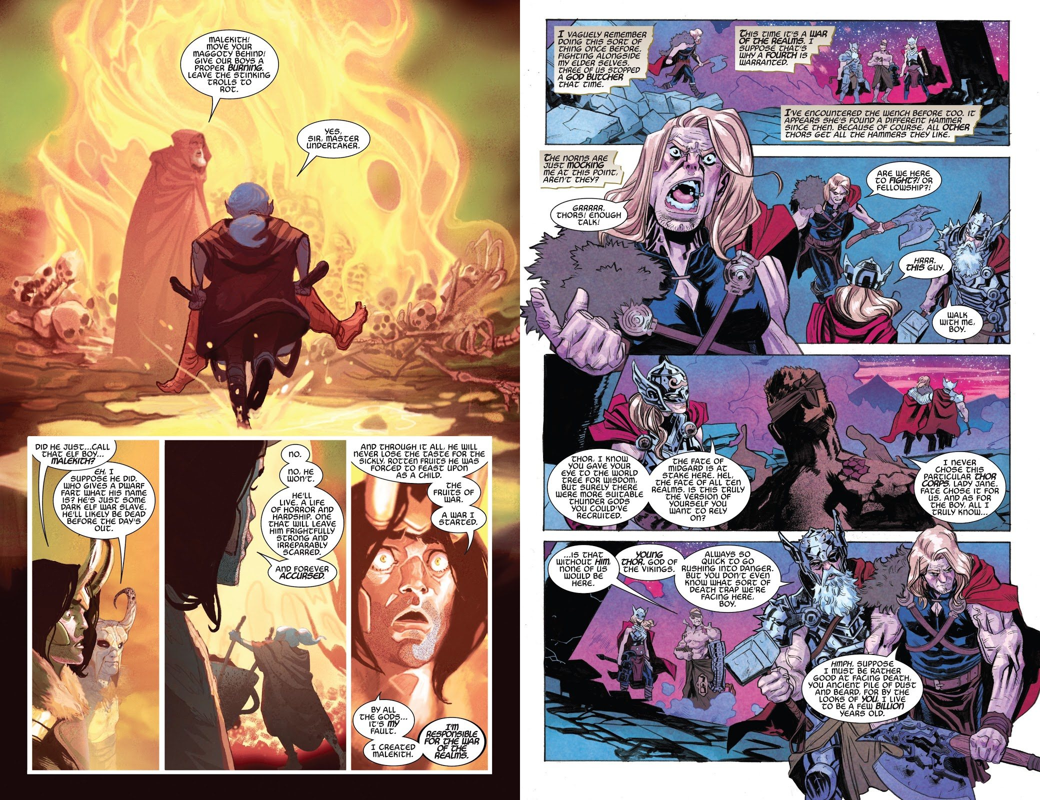 Thor War's End review