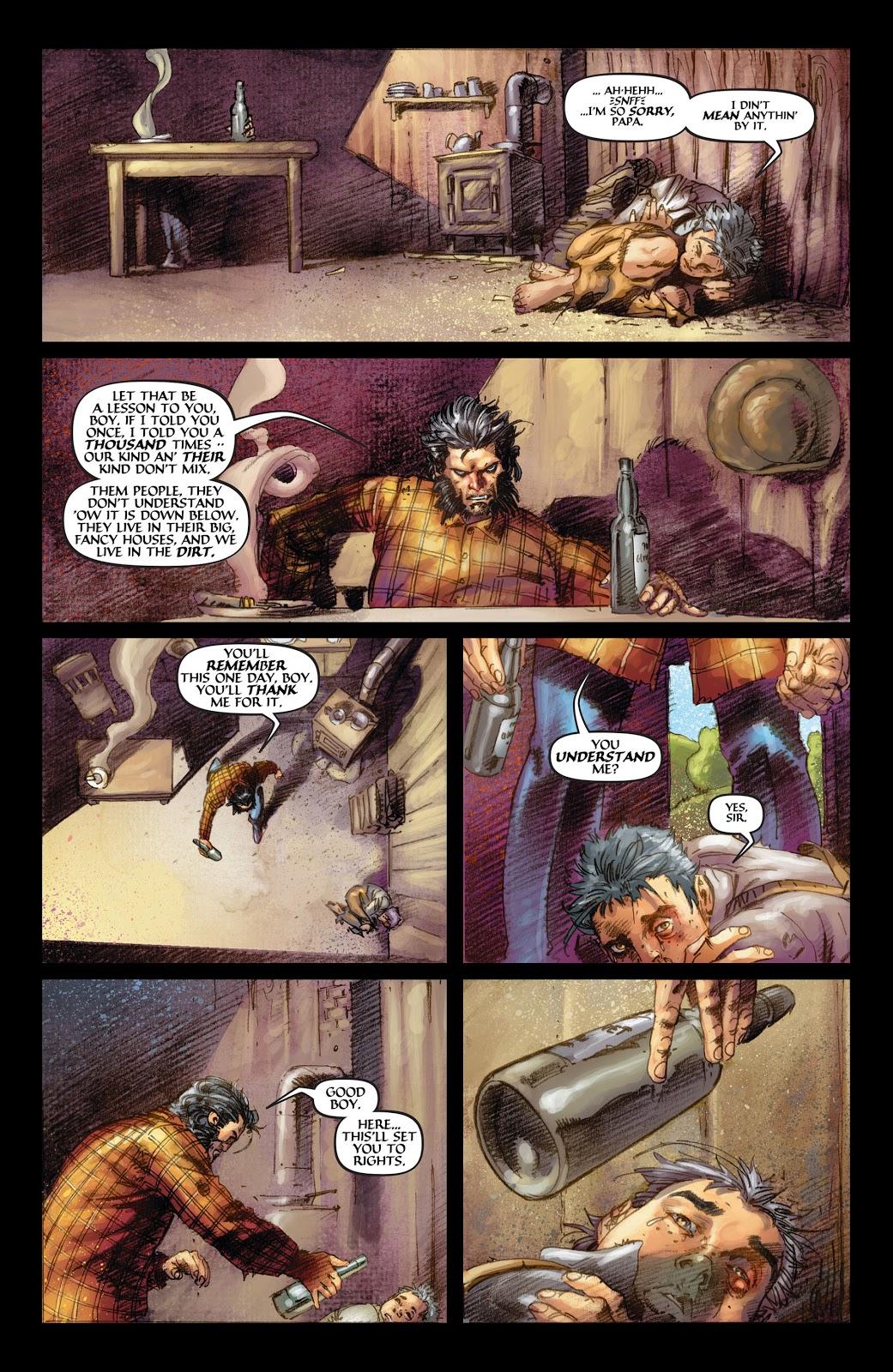 Wolverine Origin review