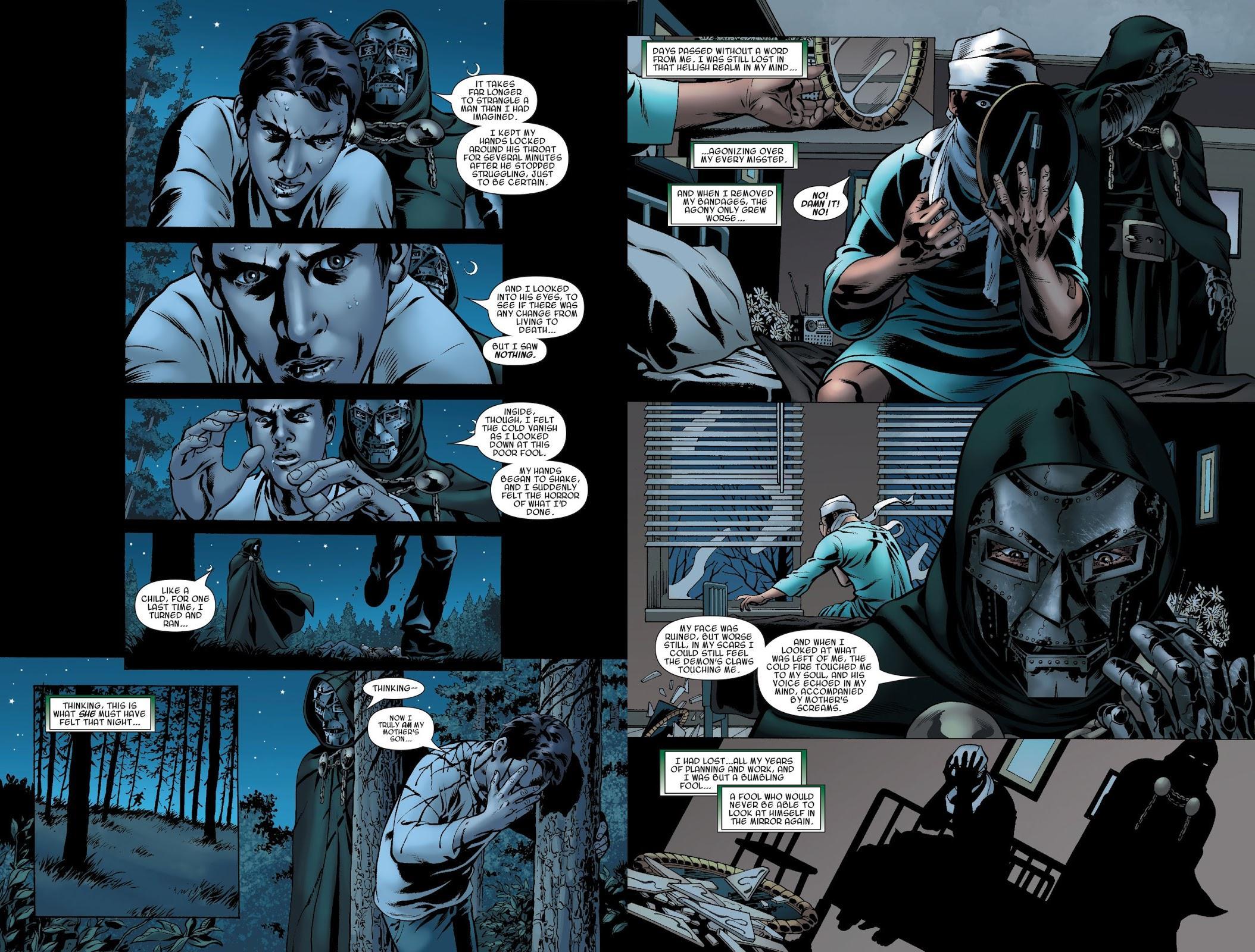 Fantastic Four Books of Doom review