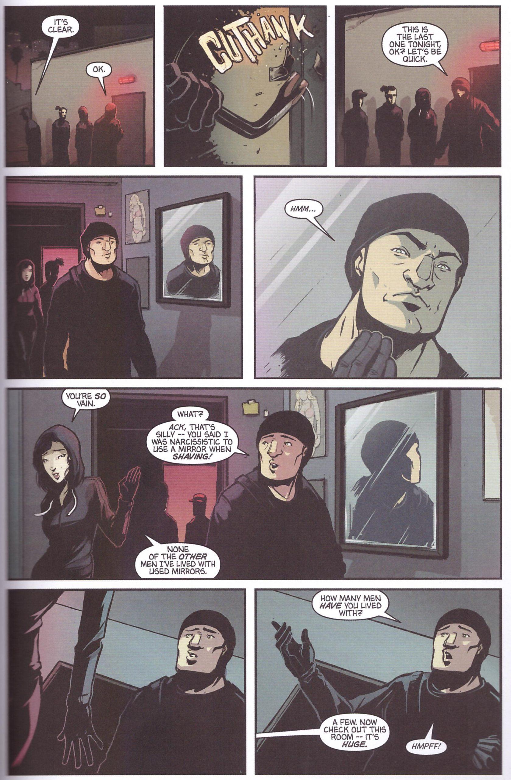 Tabatha graphic novel review