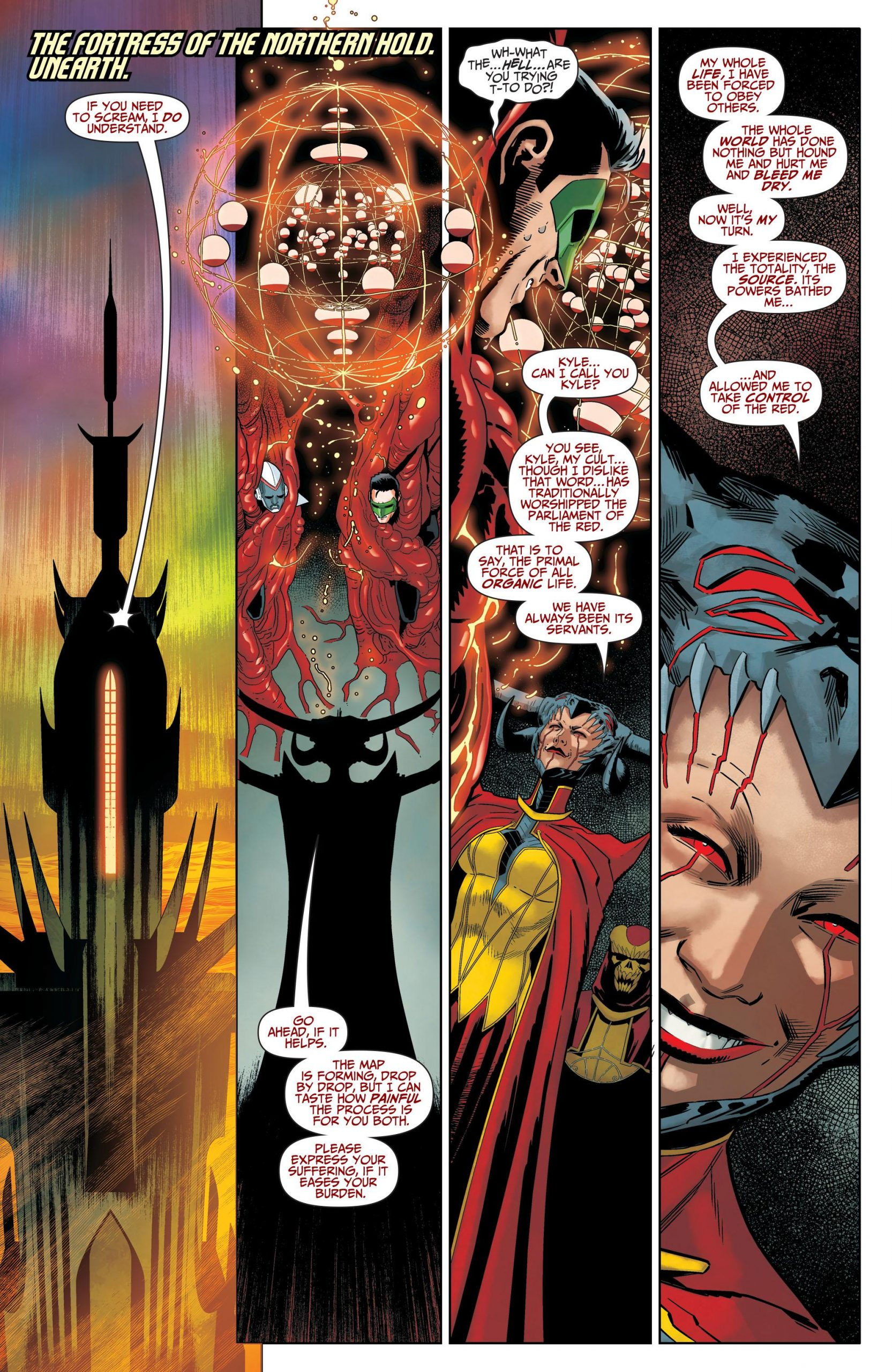 Titans v06 - Into the Bleed review