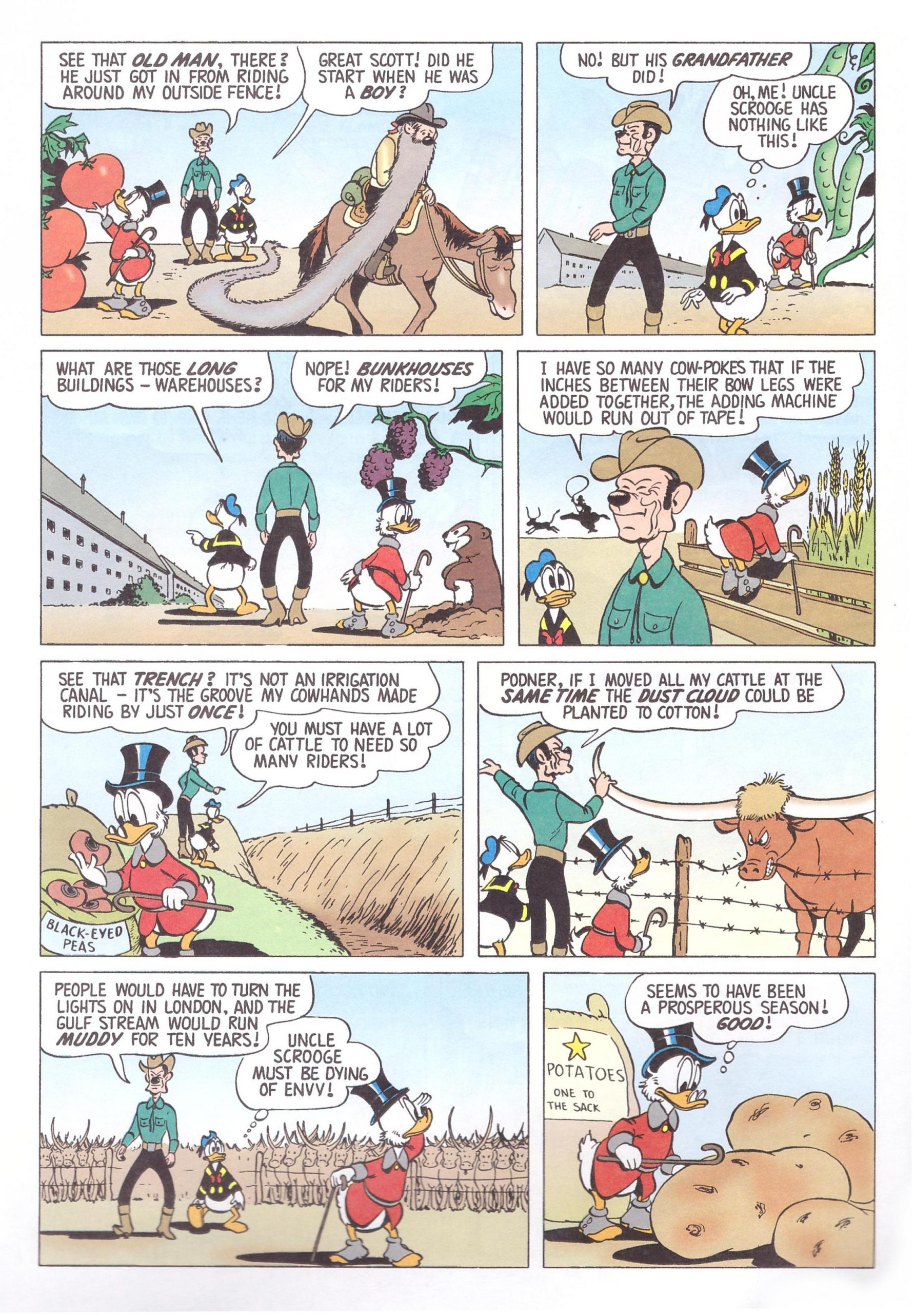 Uncle Scrooge Adventures 23 review