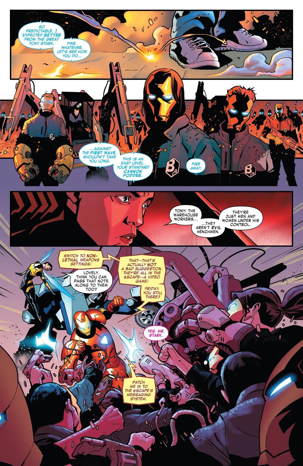 Tony Stark Iron Man Stark Realities review