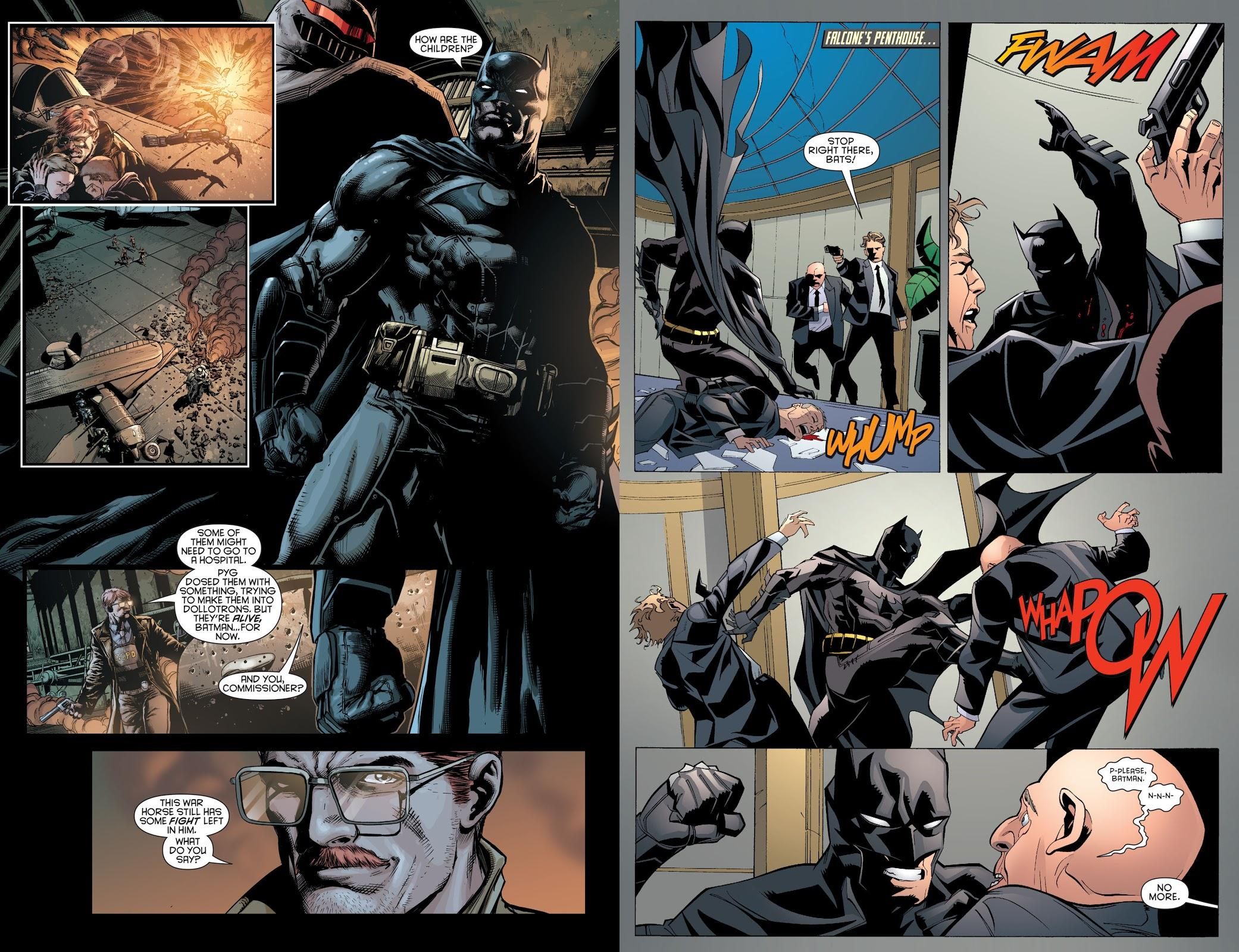 Batman Eternal Volume 1 review