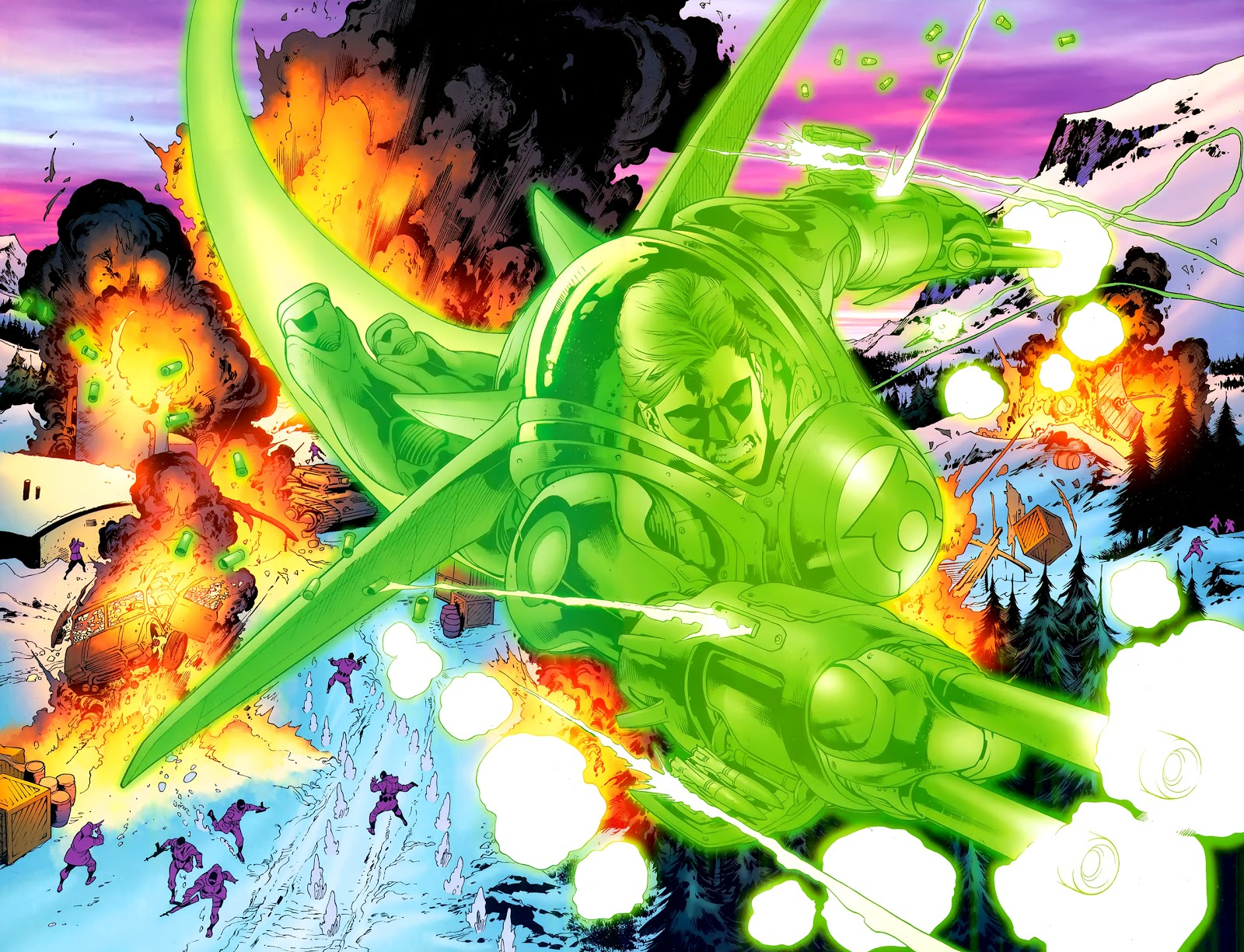 Green Lantern by Geoff Johns Bk 2 review