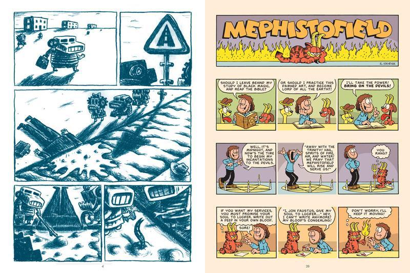 Hotwire Comix and Capers review