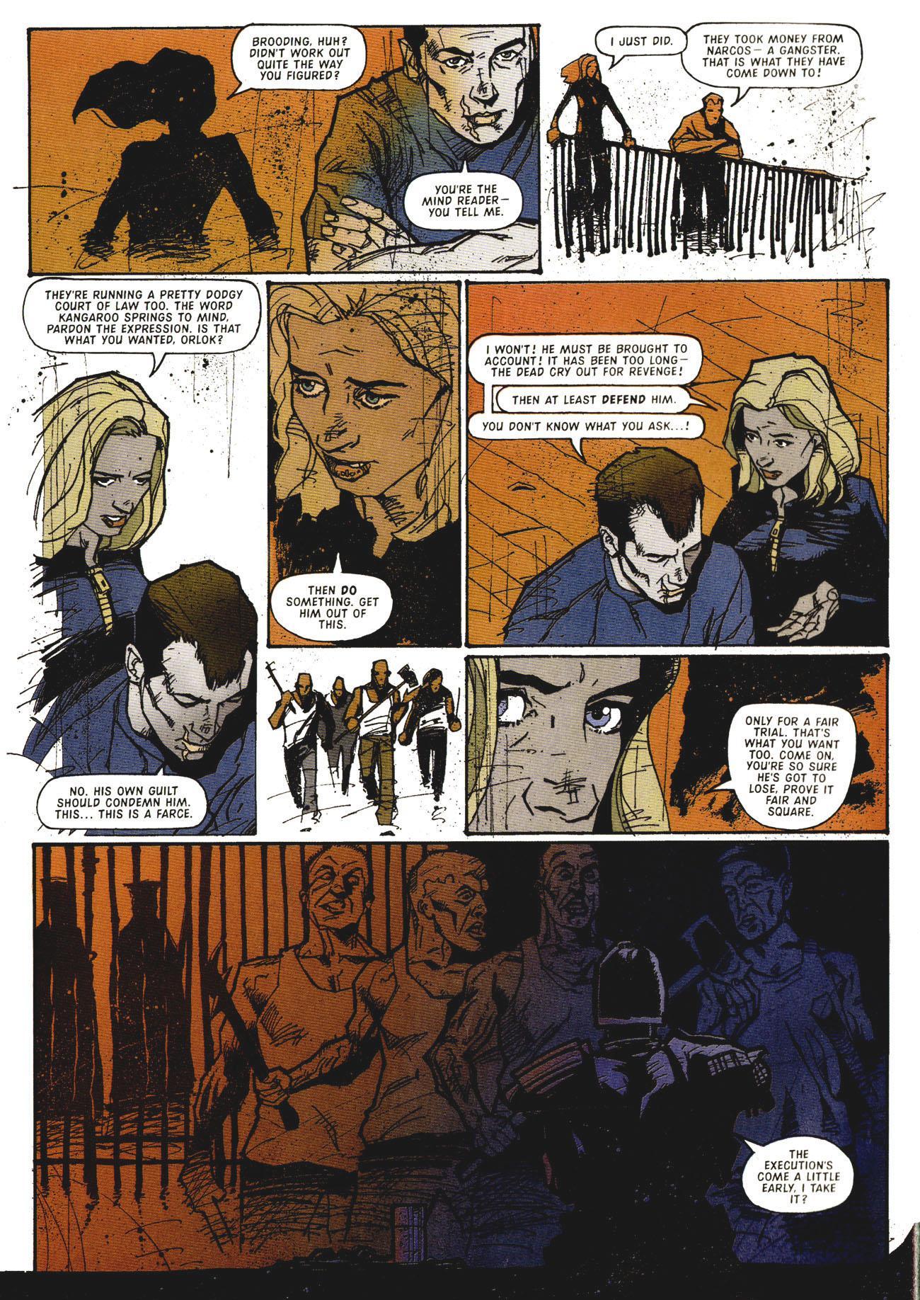 Judge Dredd Doomsday for Dredd review