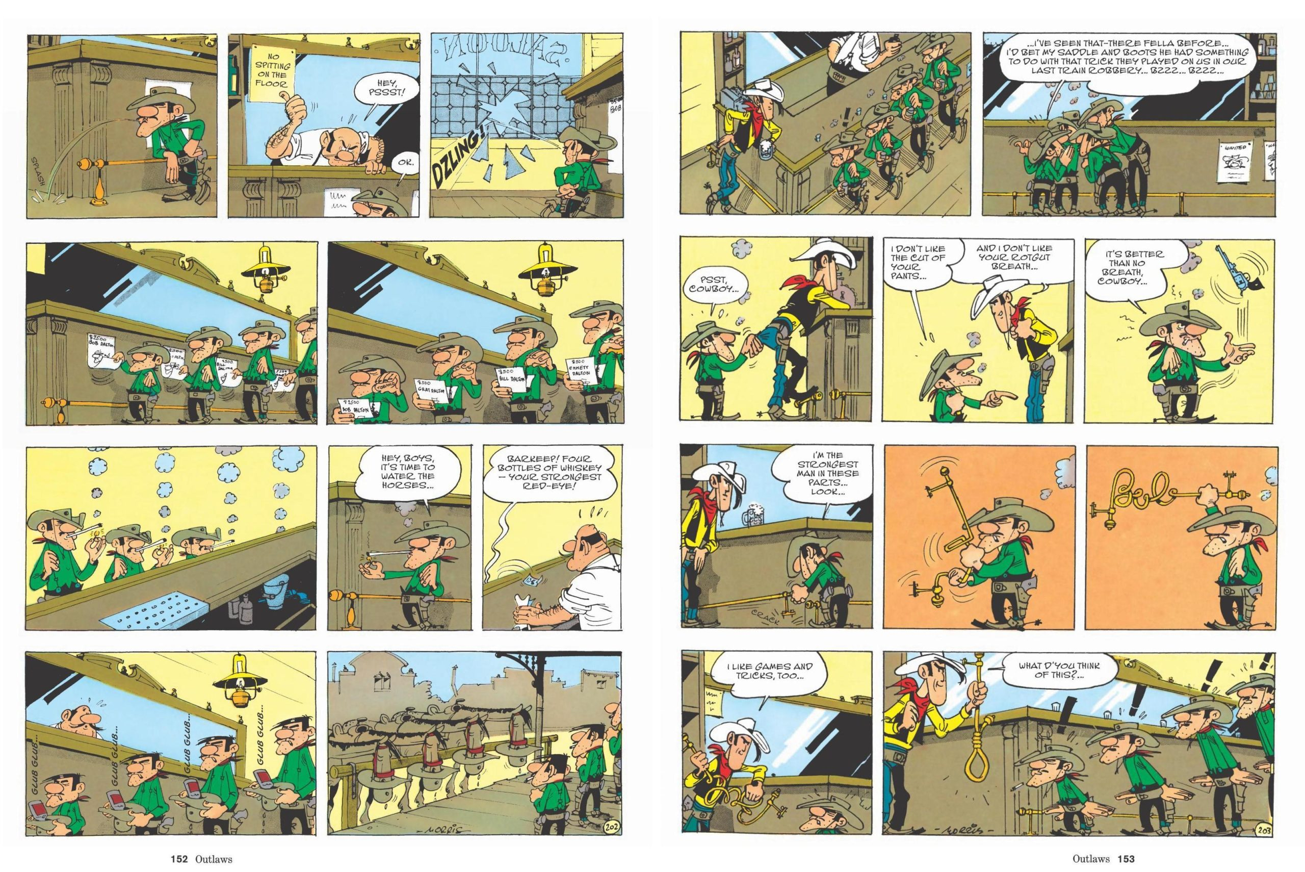 Lucky Luke - The Complete Collection 2 review