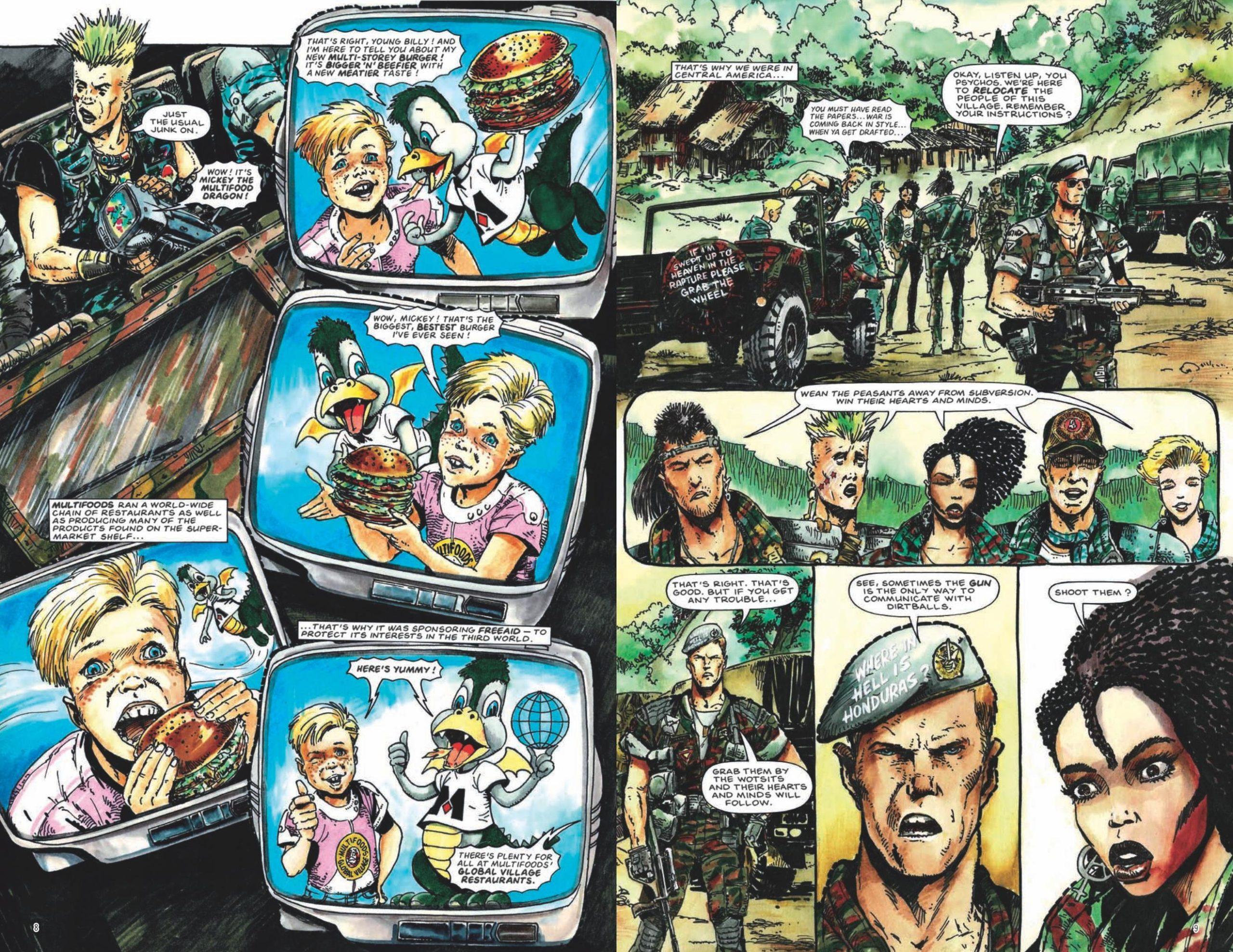 Third World War Book 1 review