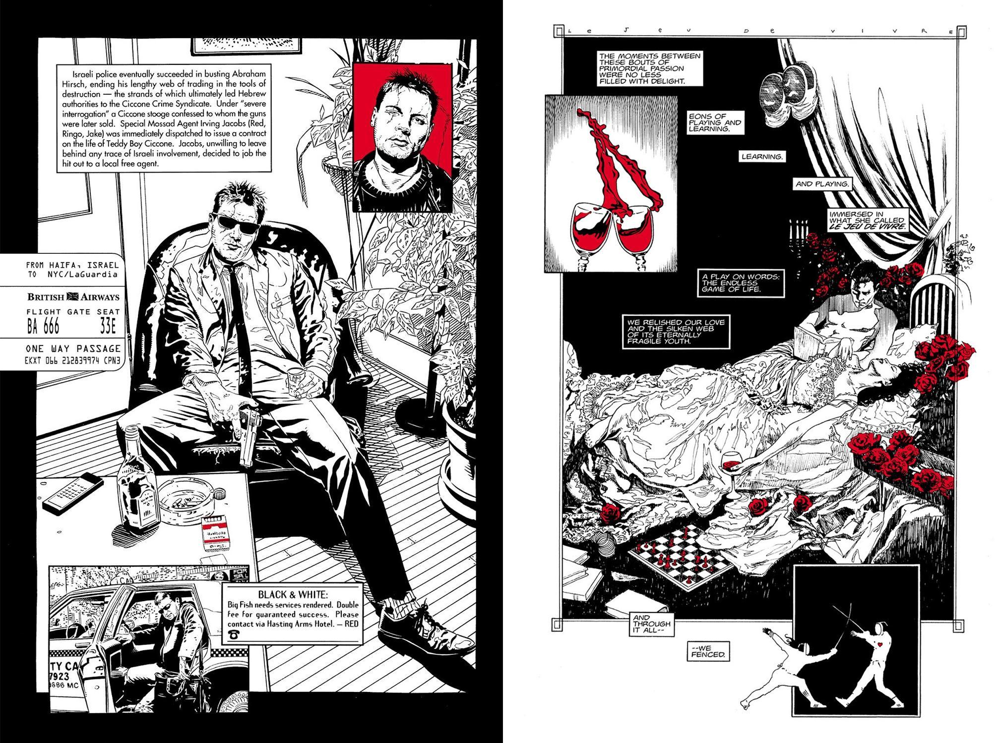 Grendel Black White & Red review