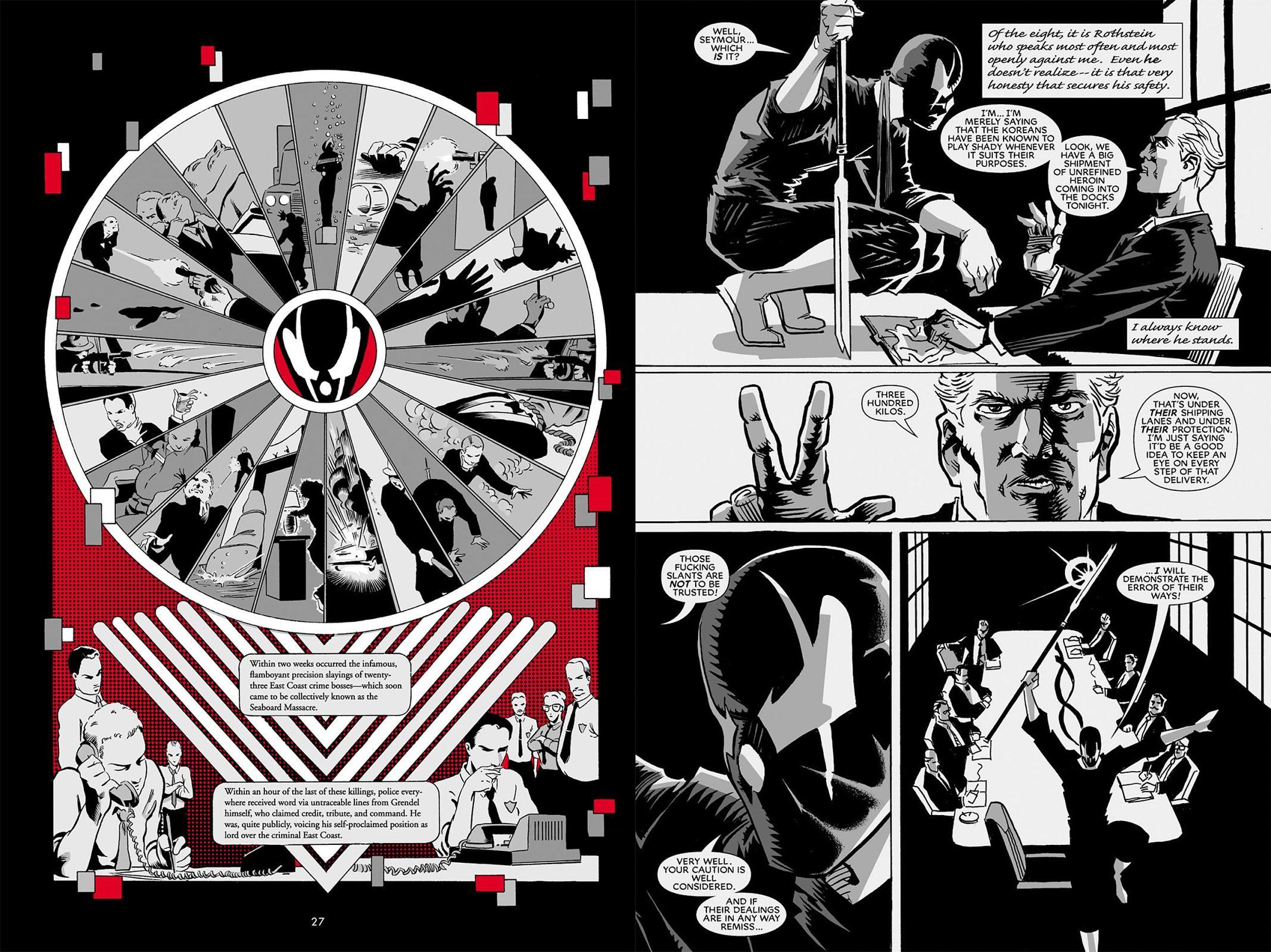 Grendel Omnibus Volume 1 review
