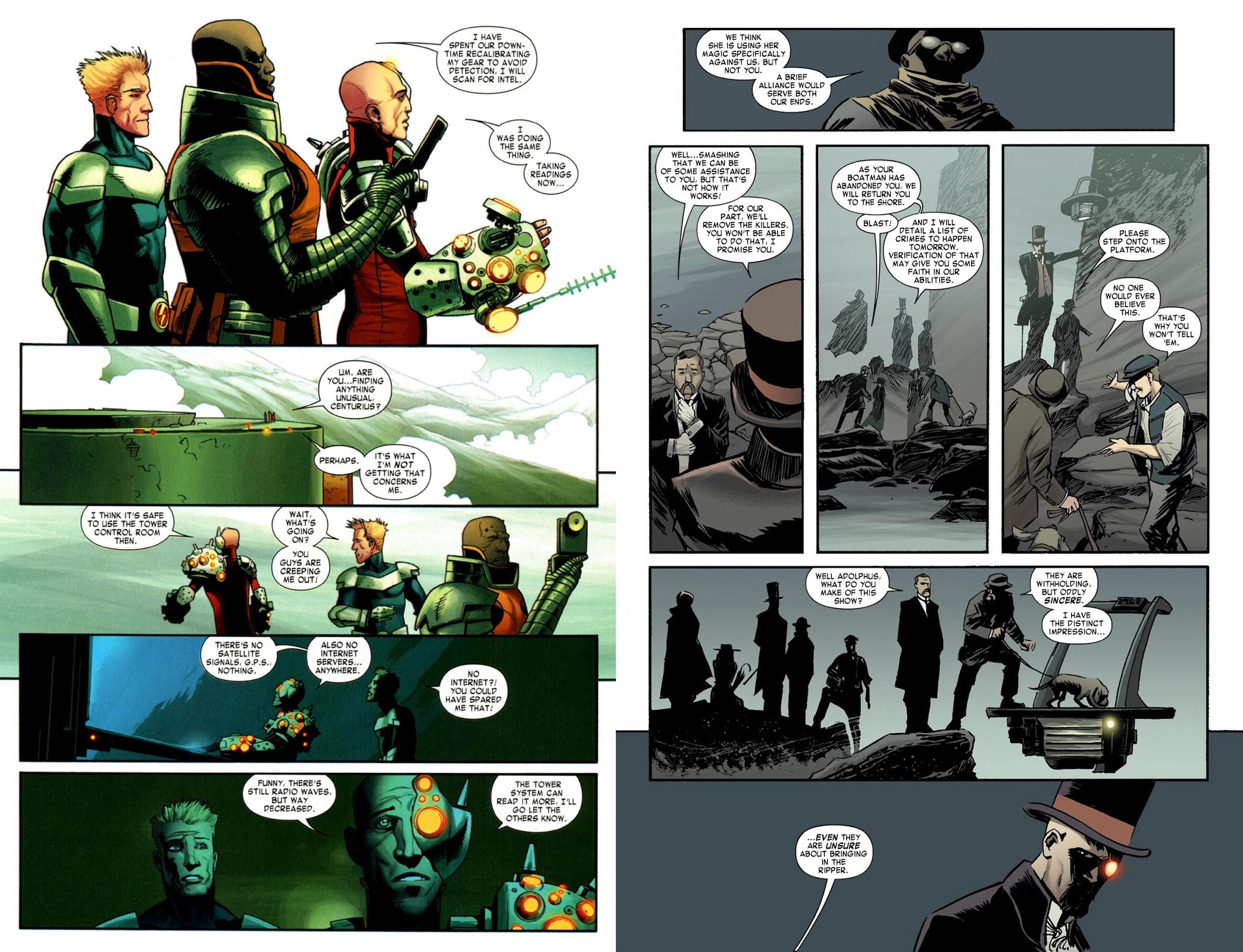 Thunderbolts The Great Escape review