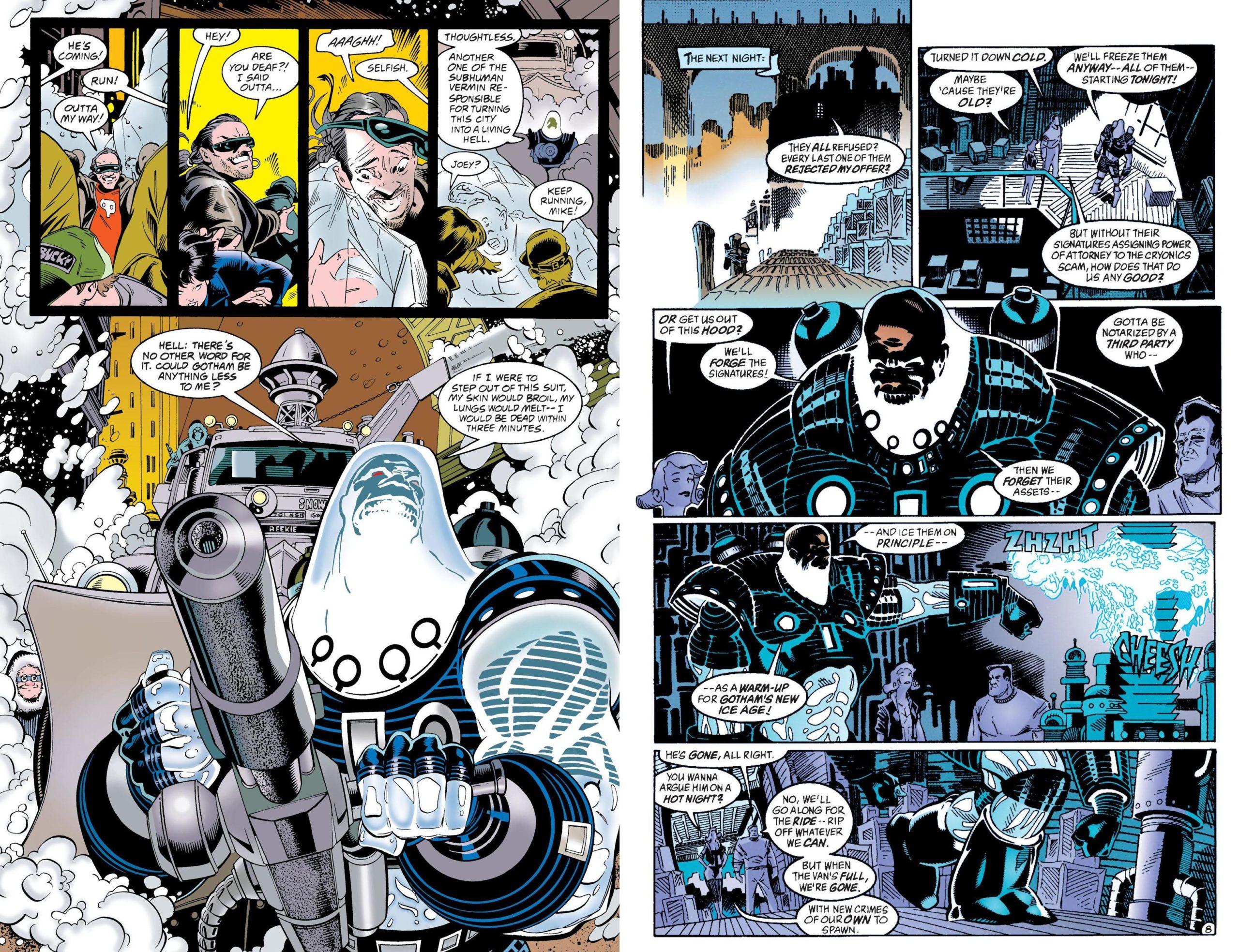 Batman Arkham_ Mister Freeze review