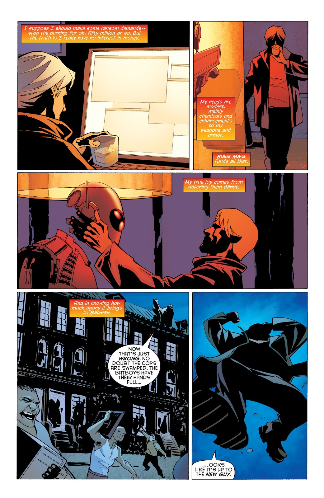 Batman Streets of Gotham Hush Money review