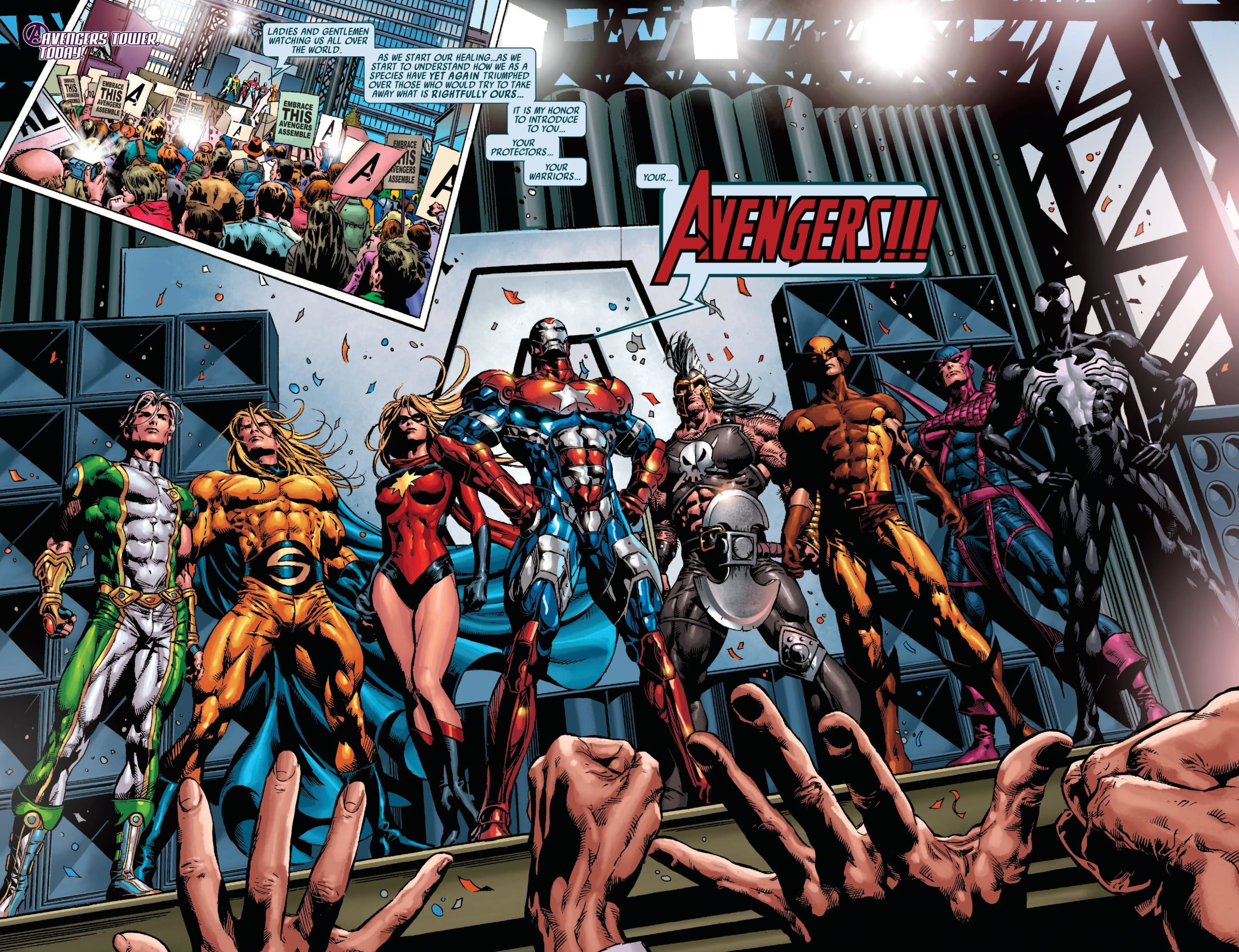 Dark Avengers by Bendis the Complete Collection review
