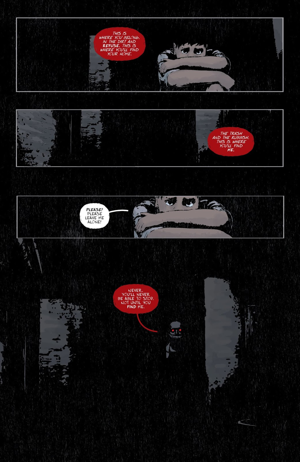 Gideon Falls Original Sins review