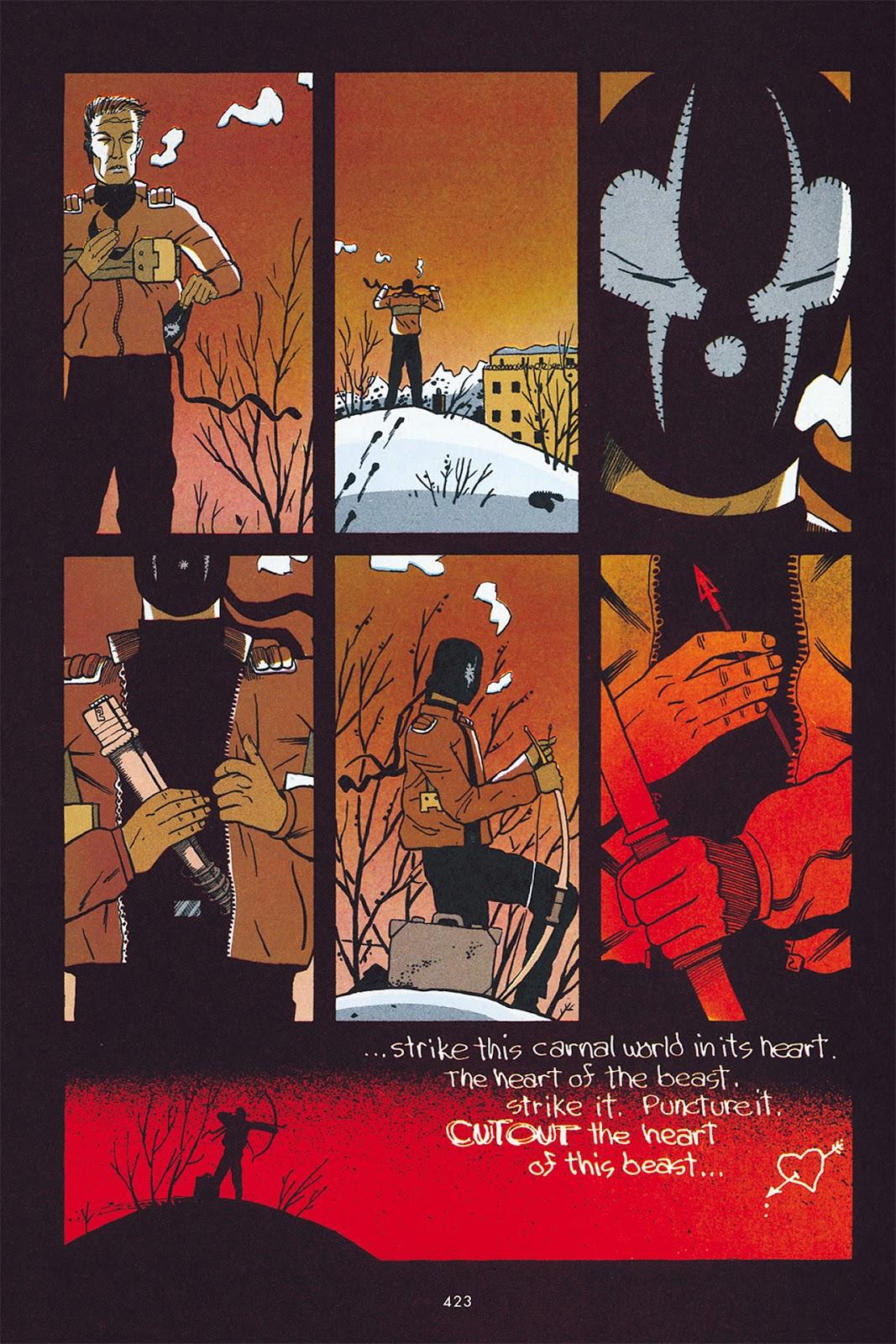 Grendel The Devil Inside review