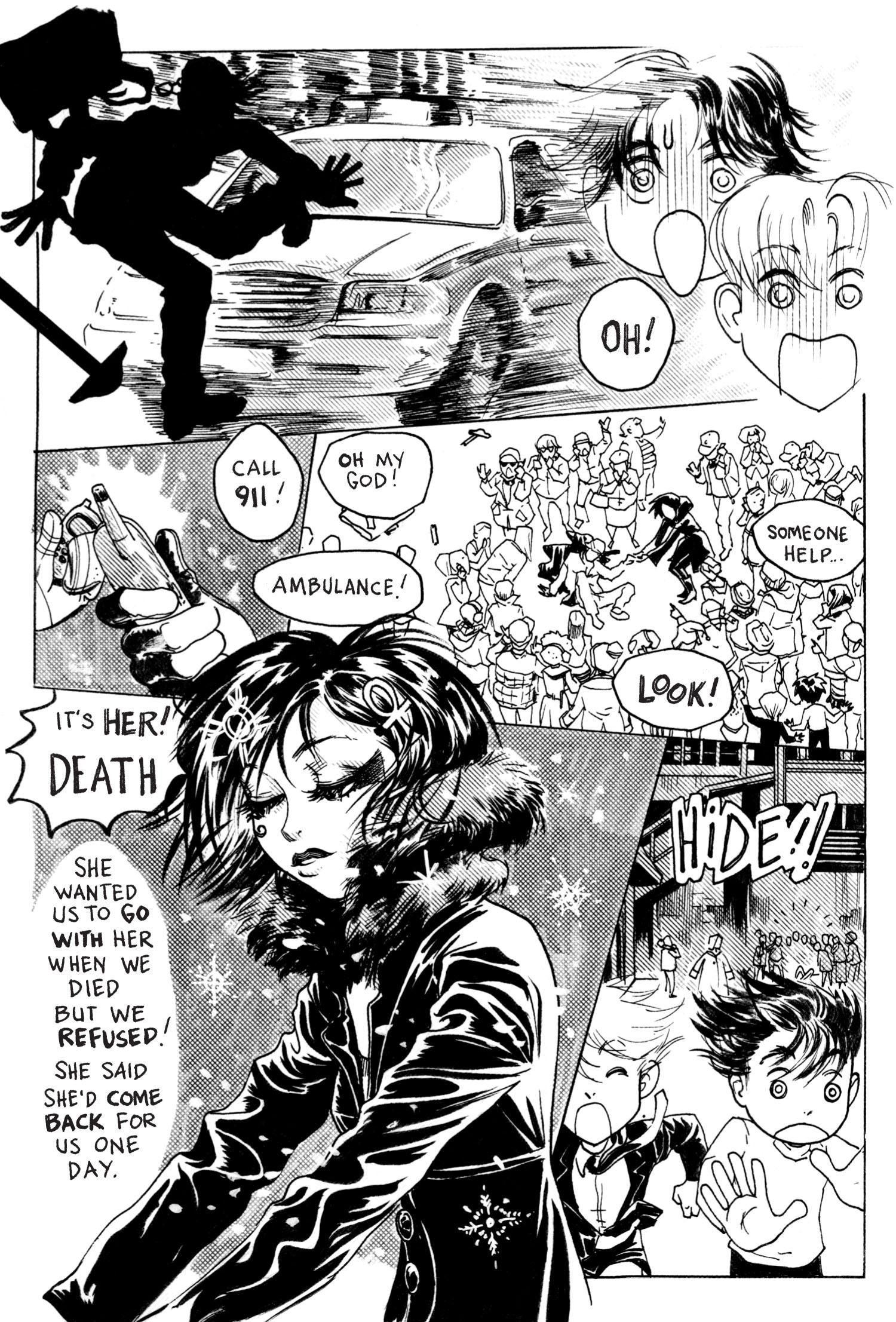 The Dead Boy Detectives by Jill Thompson review