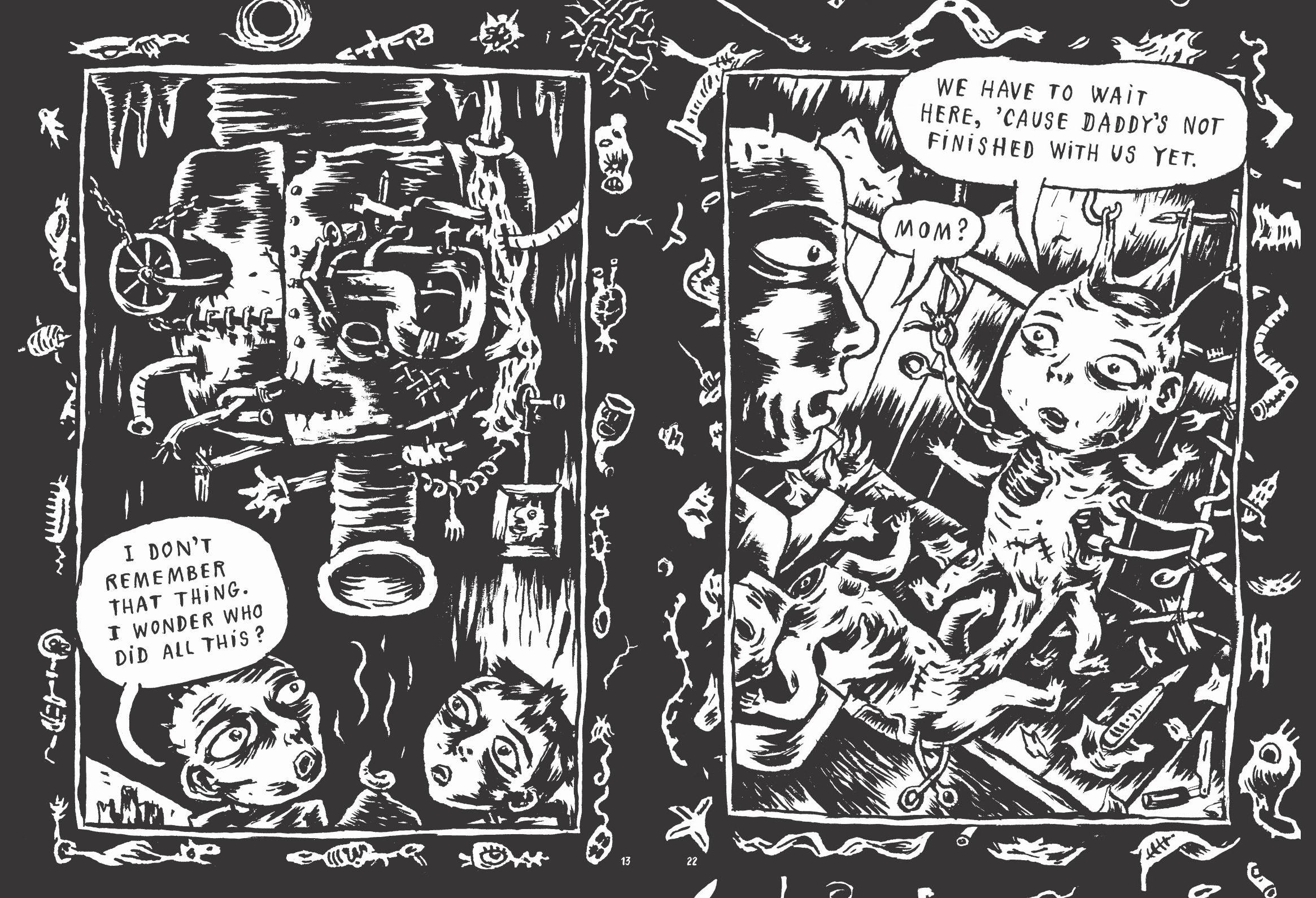 The Excavation graphic novel review